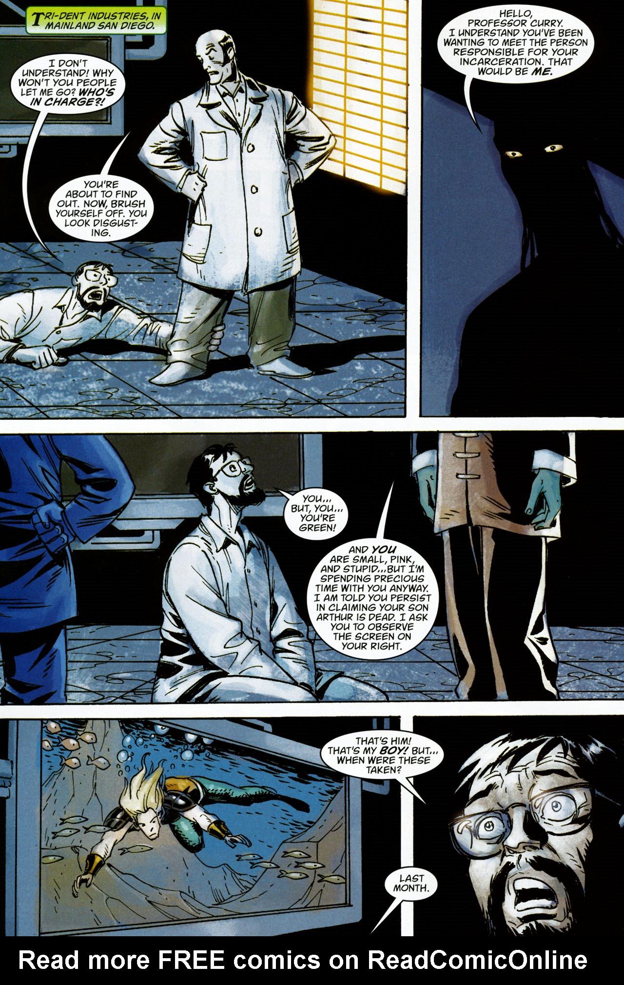 Read online Aquaman: Sword of Atlantis comic -  Issue #53 - 13