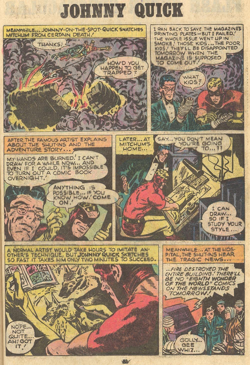 Read online Adventure Comics (1938) comic -  Issue #121 - 43