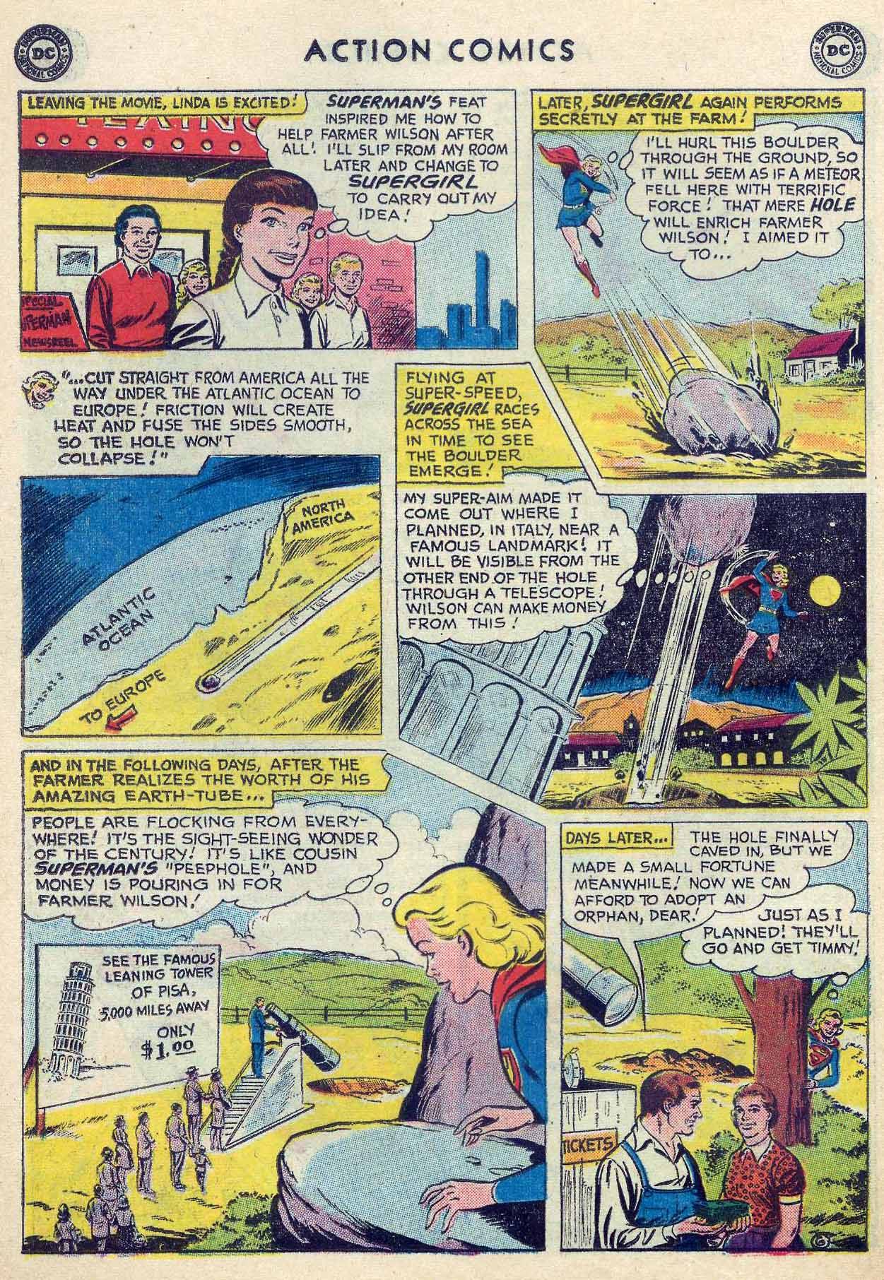 Read online Action Comics (1938) comic -  Issue #253 - 22