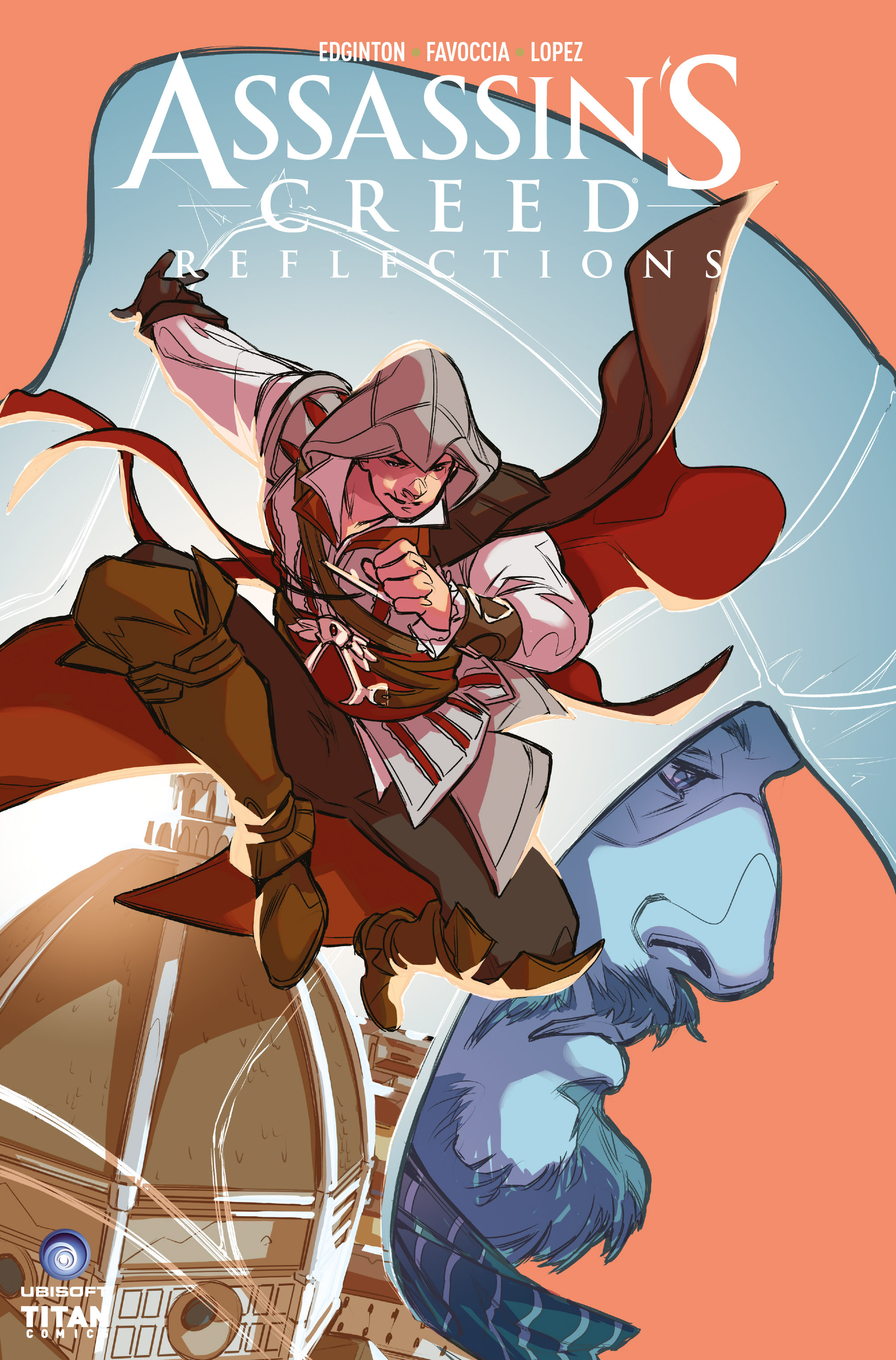 Read online Assassin's Creed: Reflections comic -  Issue #1 - 29