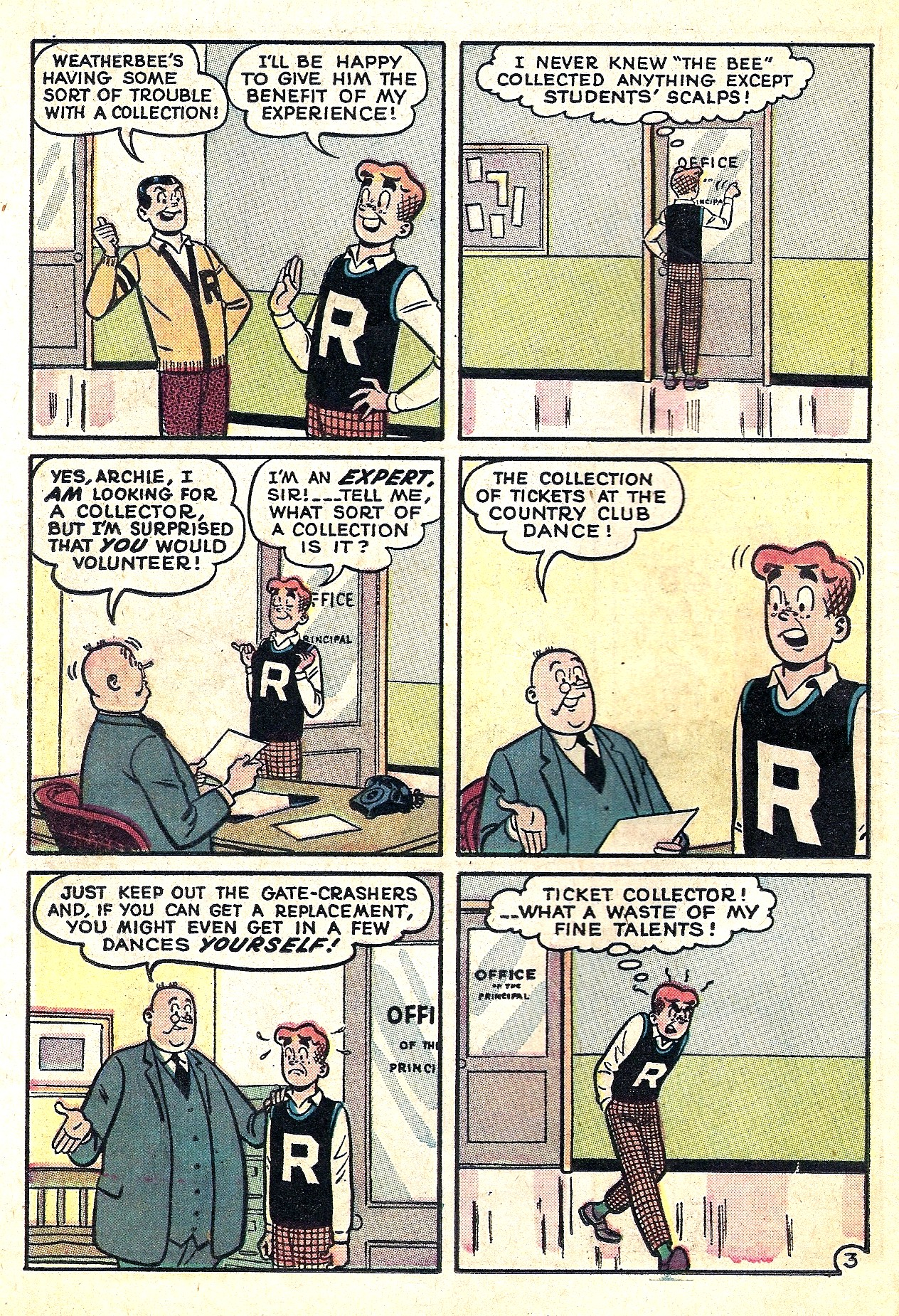 Read online Archie (1960) comic -  Issue #130 - 22