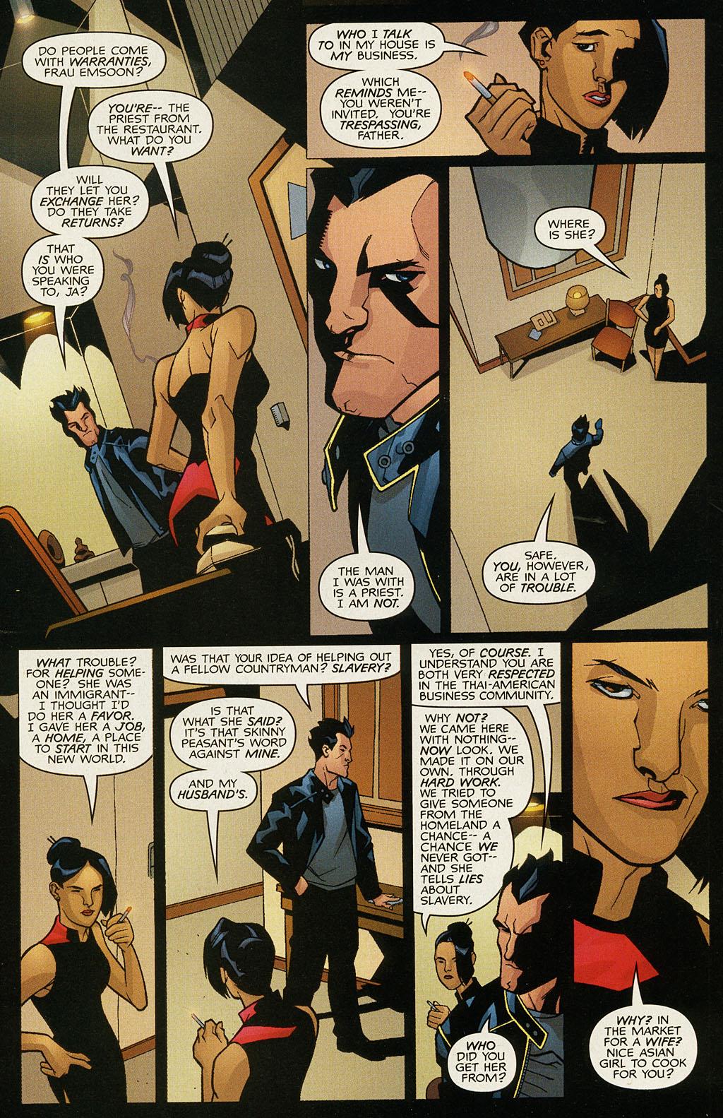 Read online Nightcrawler (2002) comic -  Issue #1 - 16