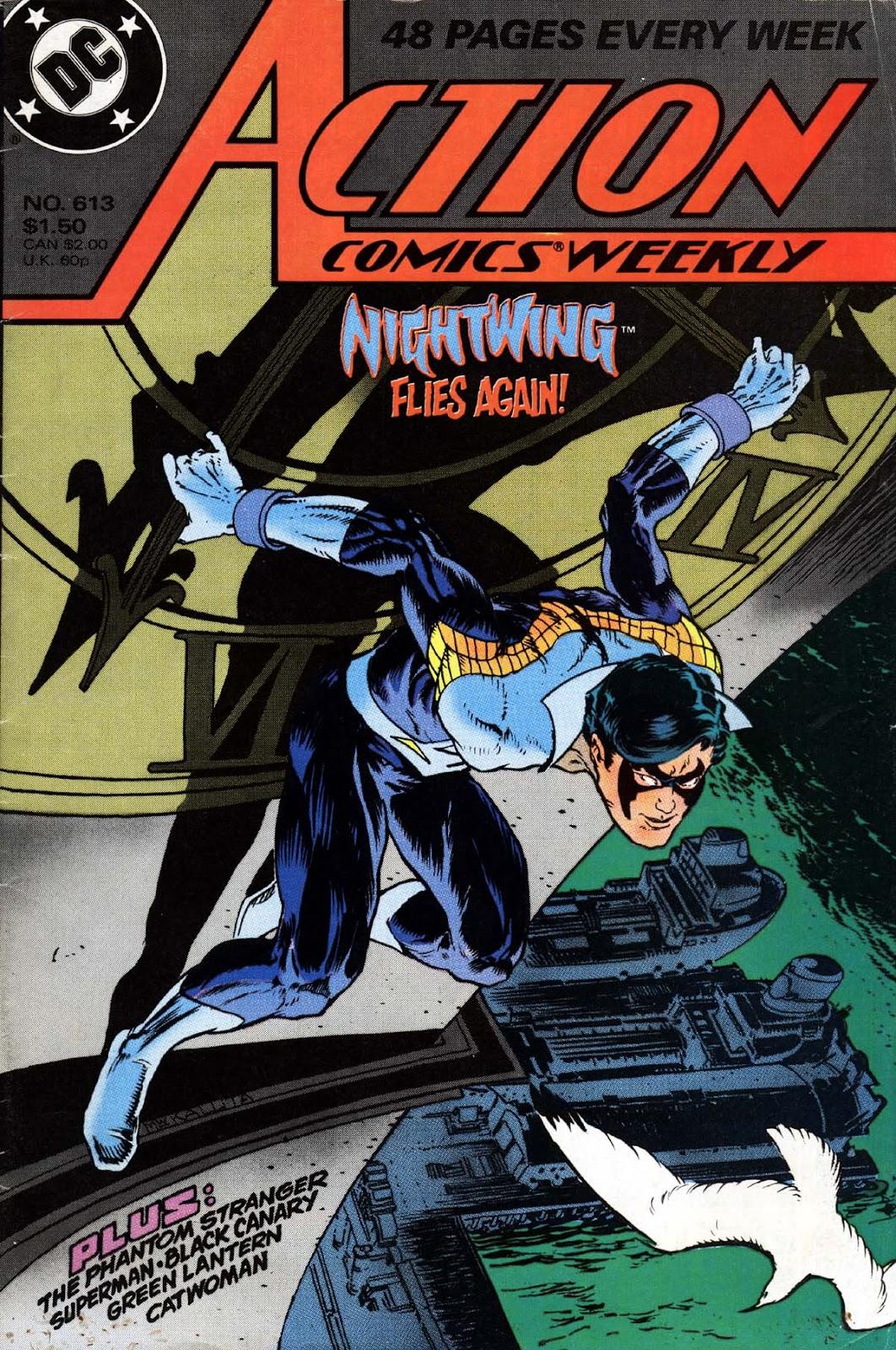 Action Comics (1938) 613 Page 1