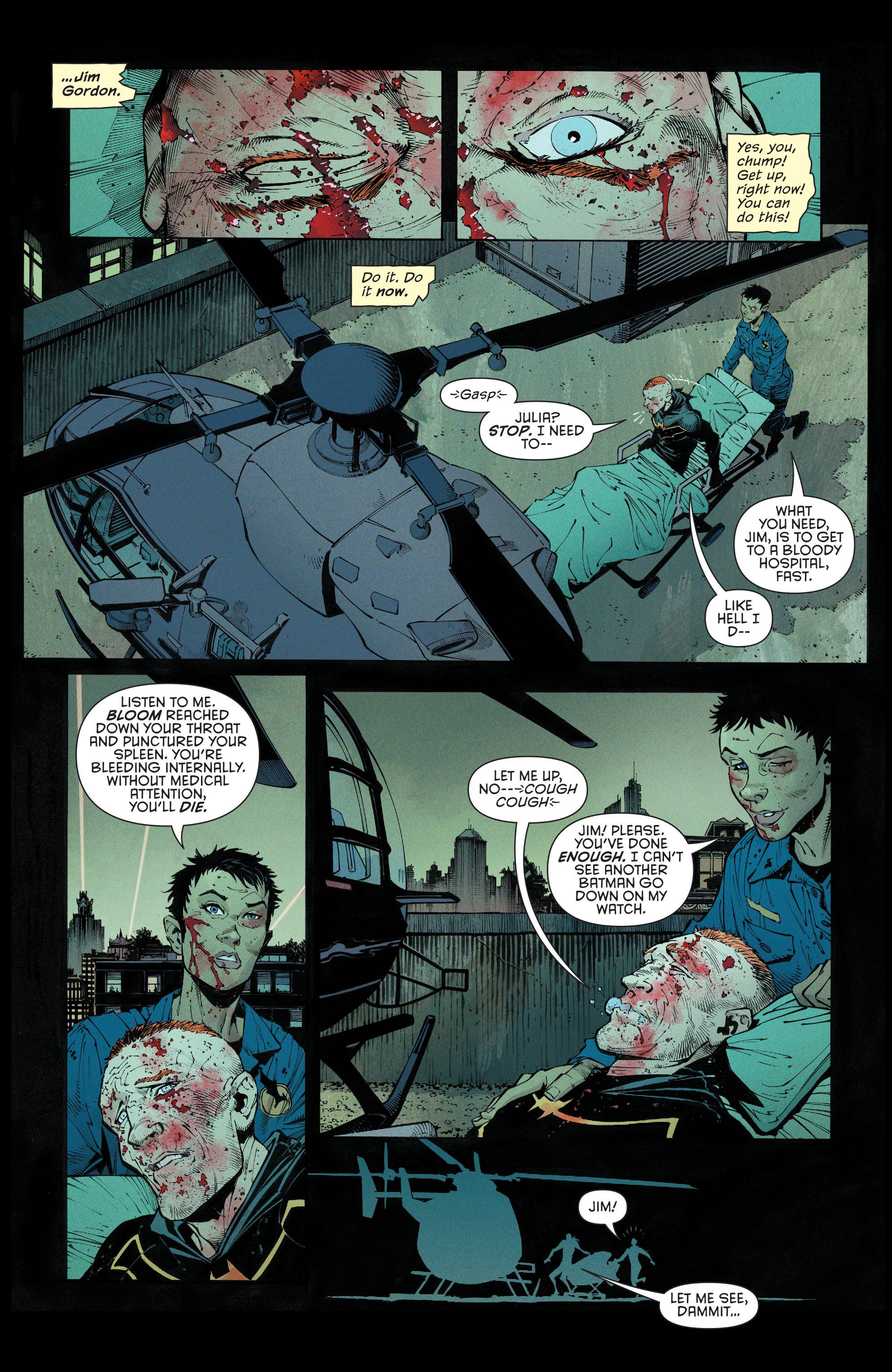 Read online Batman (2011) comic -  Issue # _TPB 9 - 95