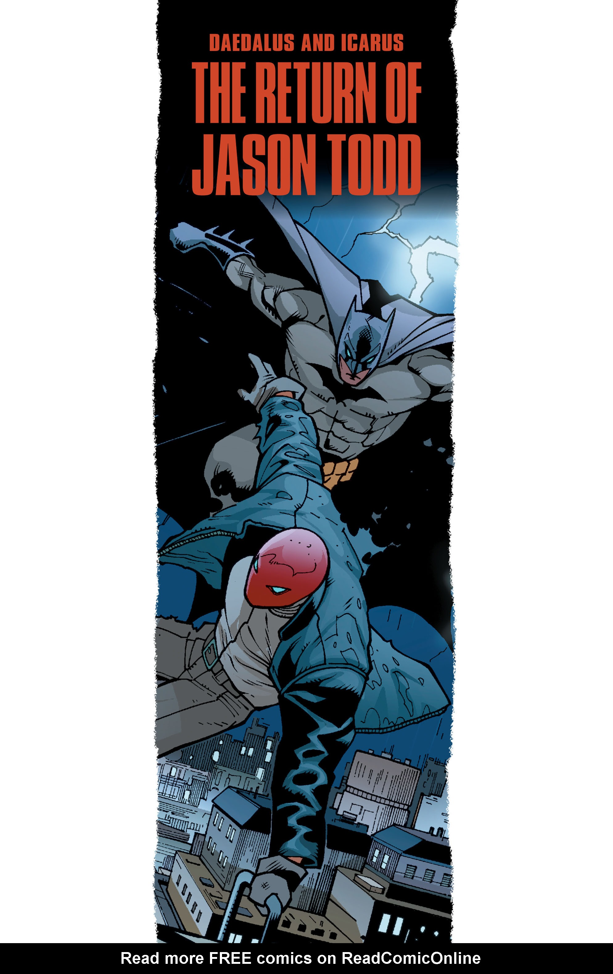 Read online Batman: Under The Red Hood comic -  Issue # Full - 318