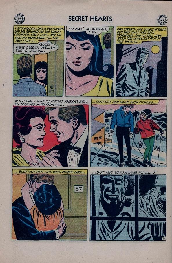 Read online Secret Hearts comic -  Issue #79 - 8