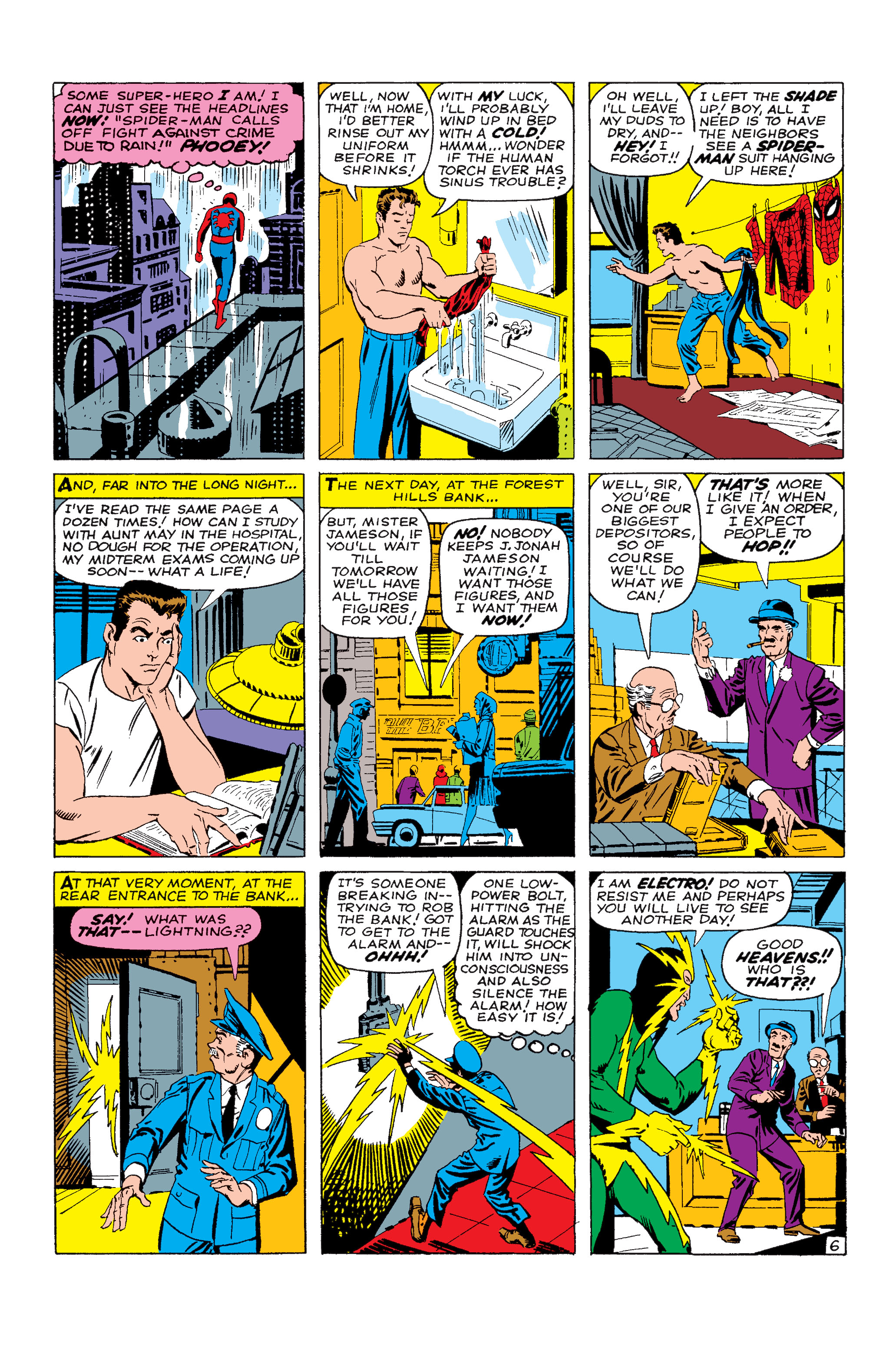 The Amazing Spider-Man (1963) 9 Page 6