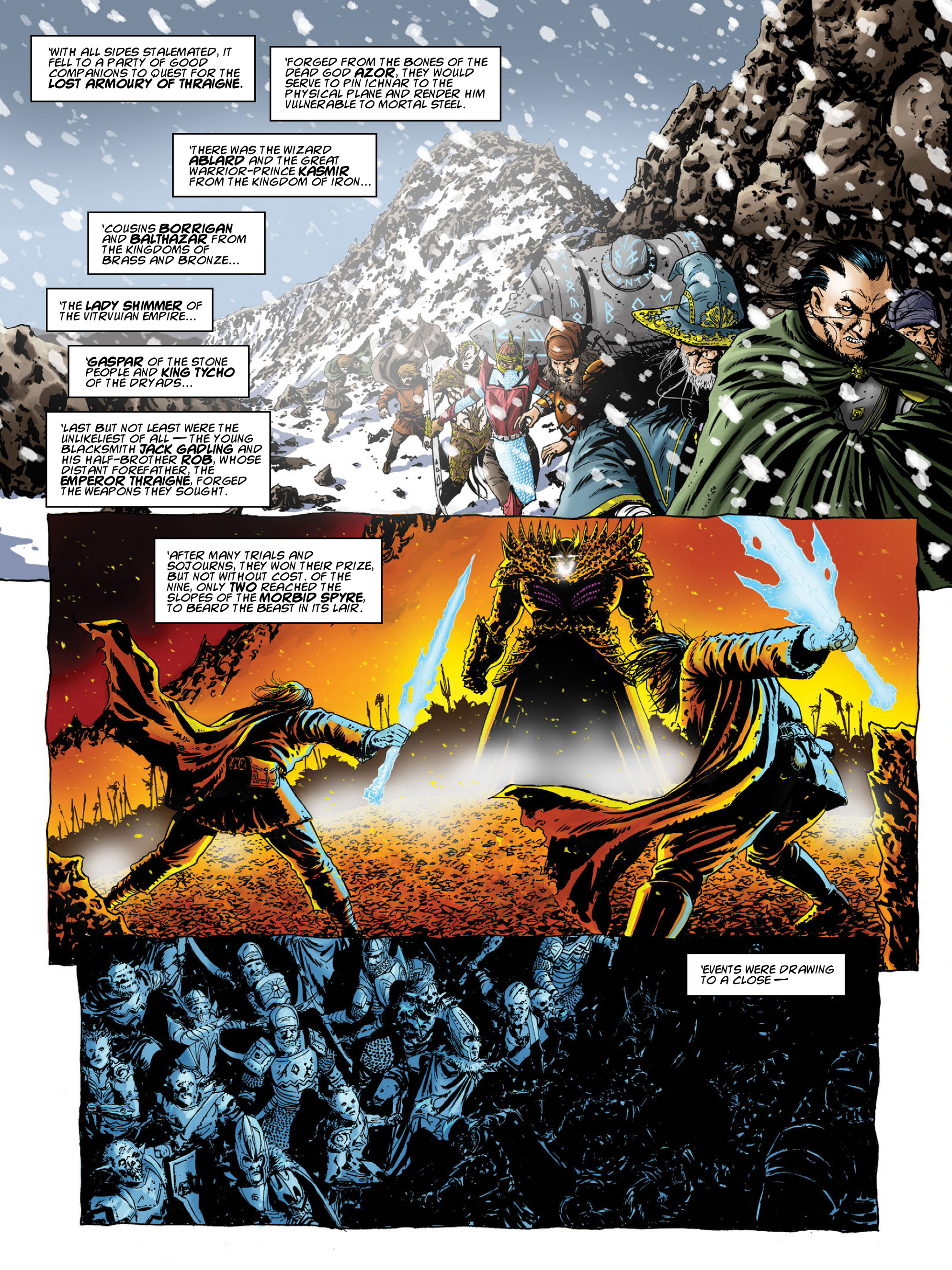 Read online 2000 AD comic -  Issue #2011 - 20