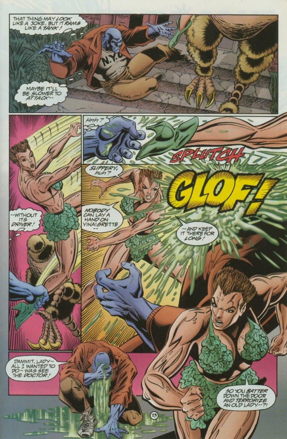 Read online Sludge comic -  Issue #10 - 26