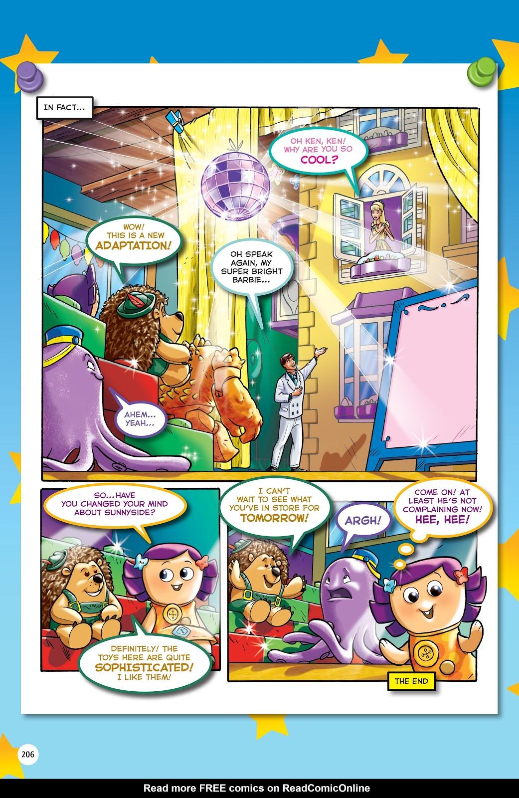 Read online DISNEY·PIXAR Toy Story Adventures comic -  Issue # TPB 1 (Part 3) - 6