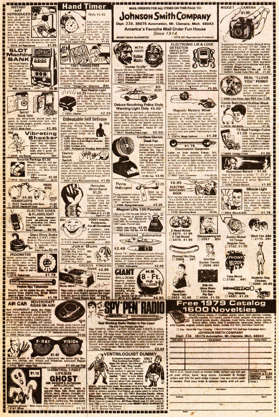 Read online Adventure Comics (1938) comic -  Issue #465 - 14