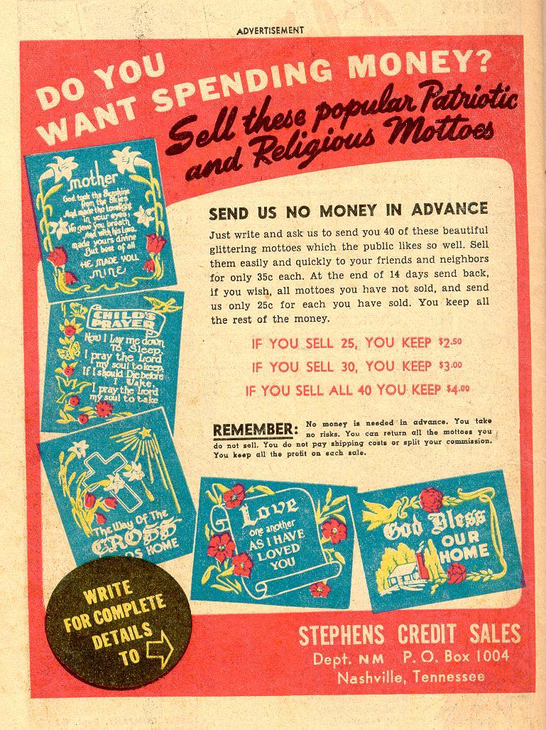 Read online Adventure Comics (1938) comic -  Issue #258 - 34