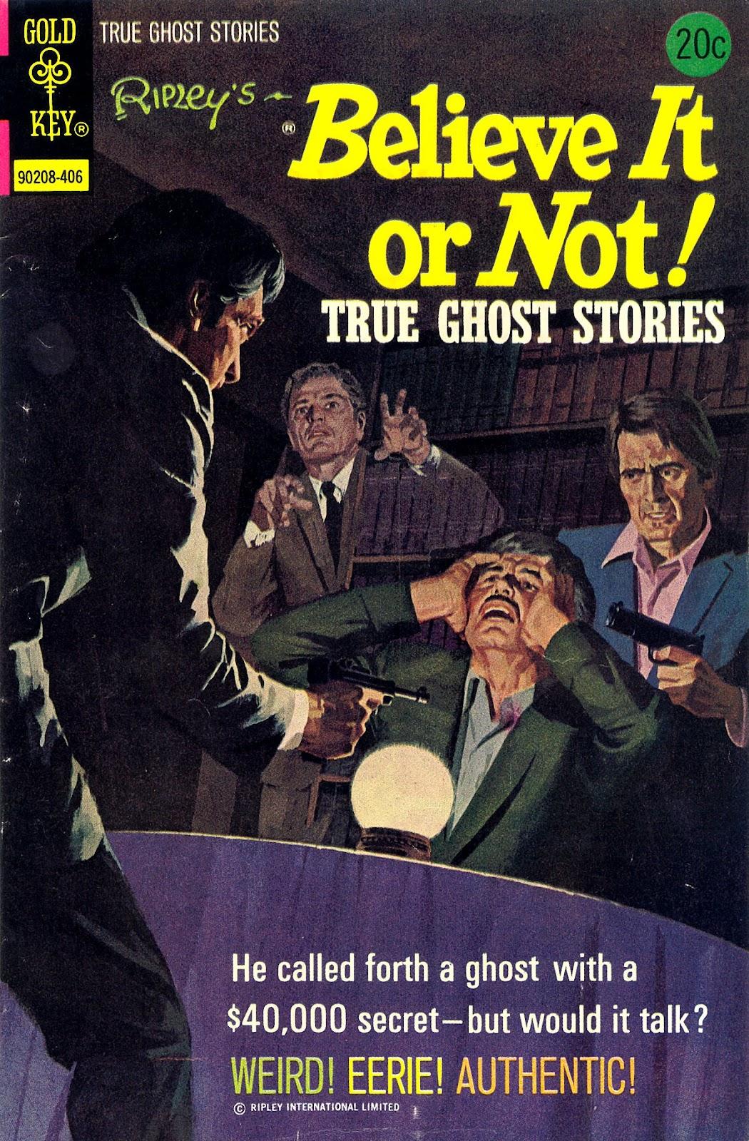 Ripleys Believe it or Not! (1965) 47 Page 1