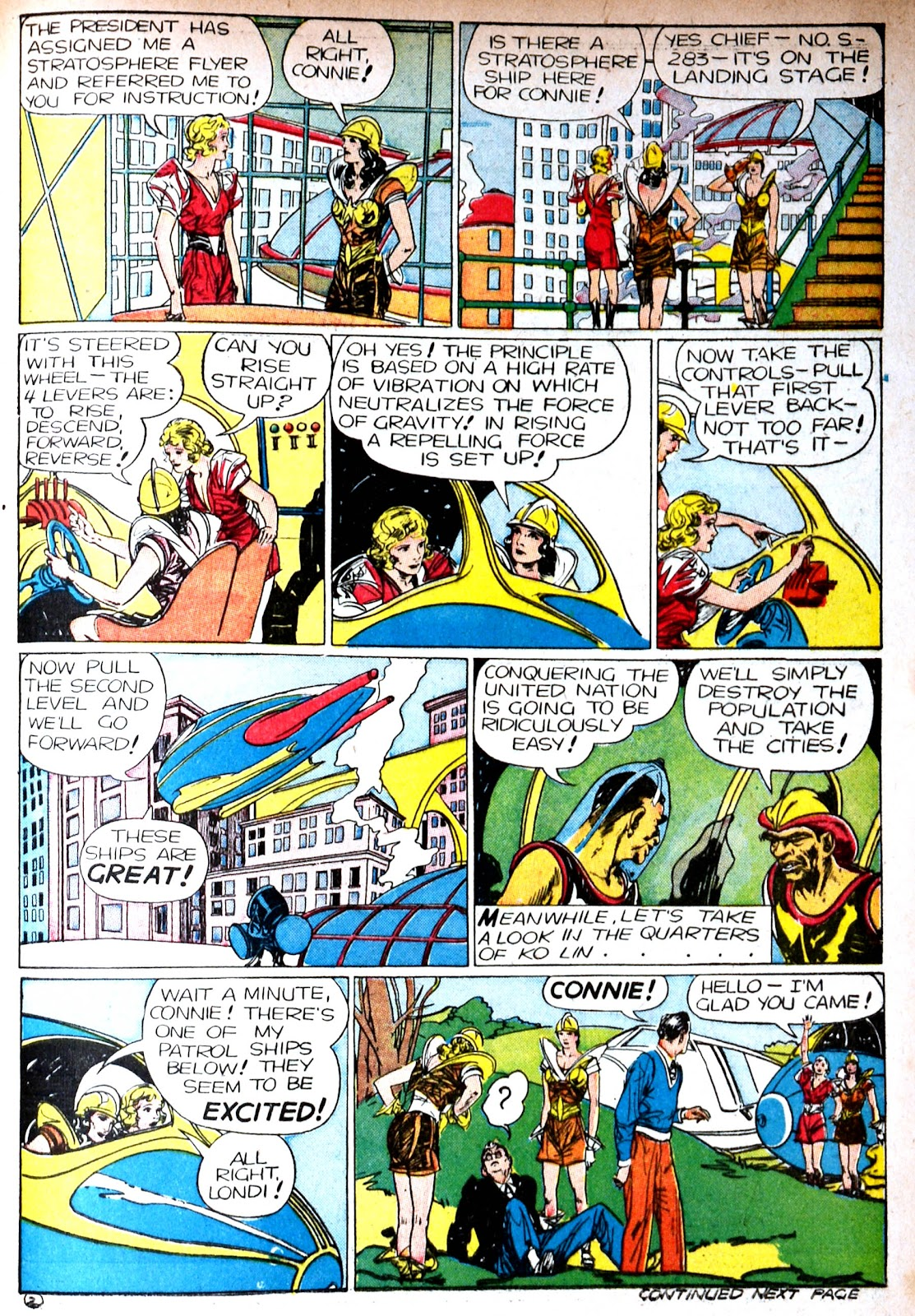 Read online Famous Funnies comic -  Issue #85 - 56