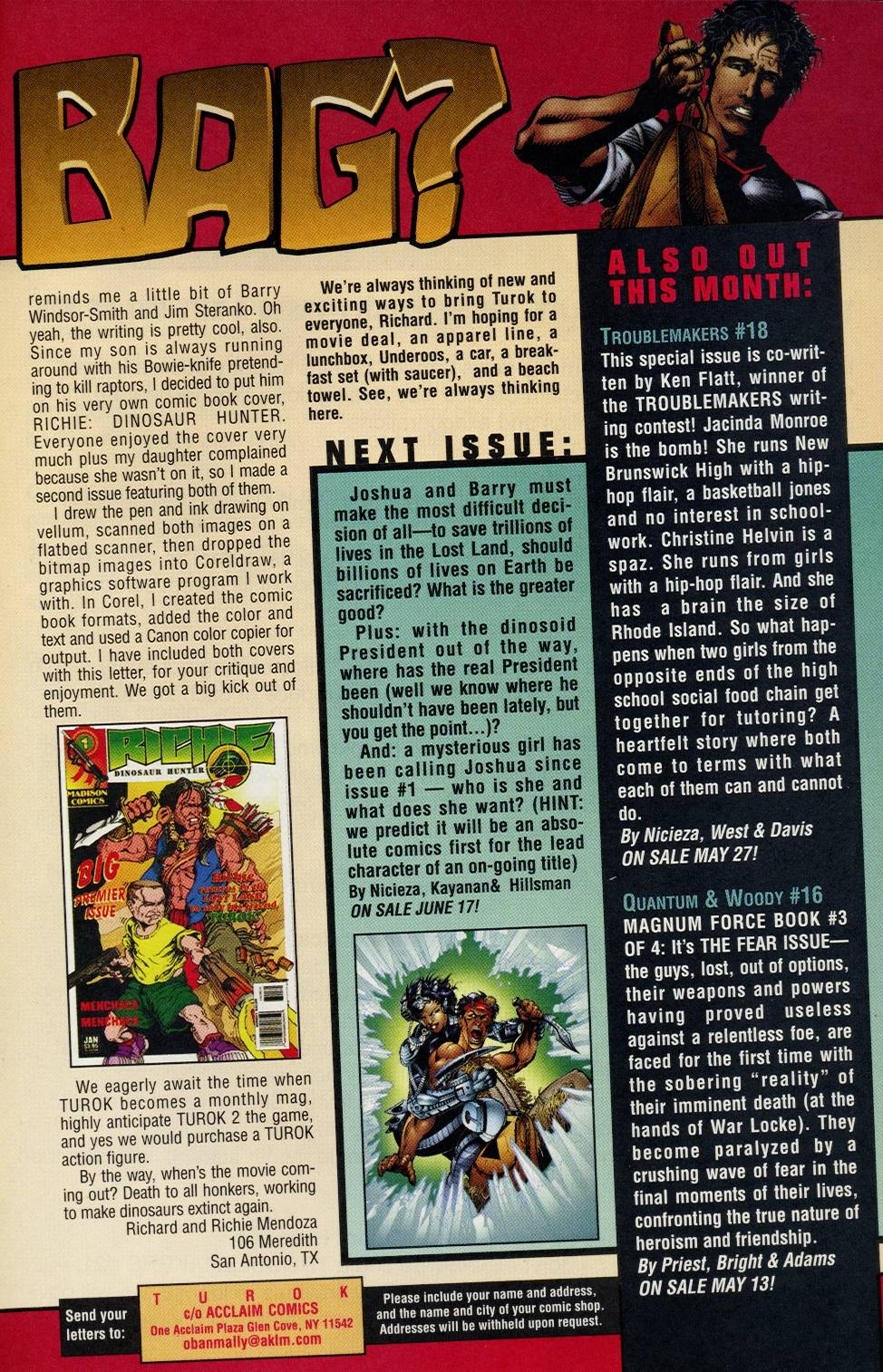 Read online Turok comic -  Issue #3 - 26