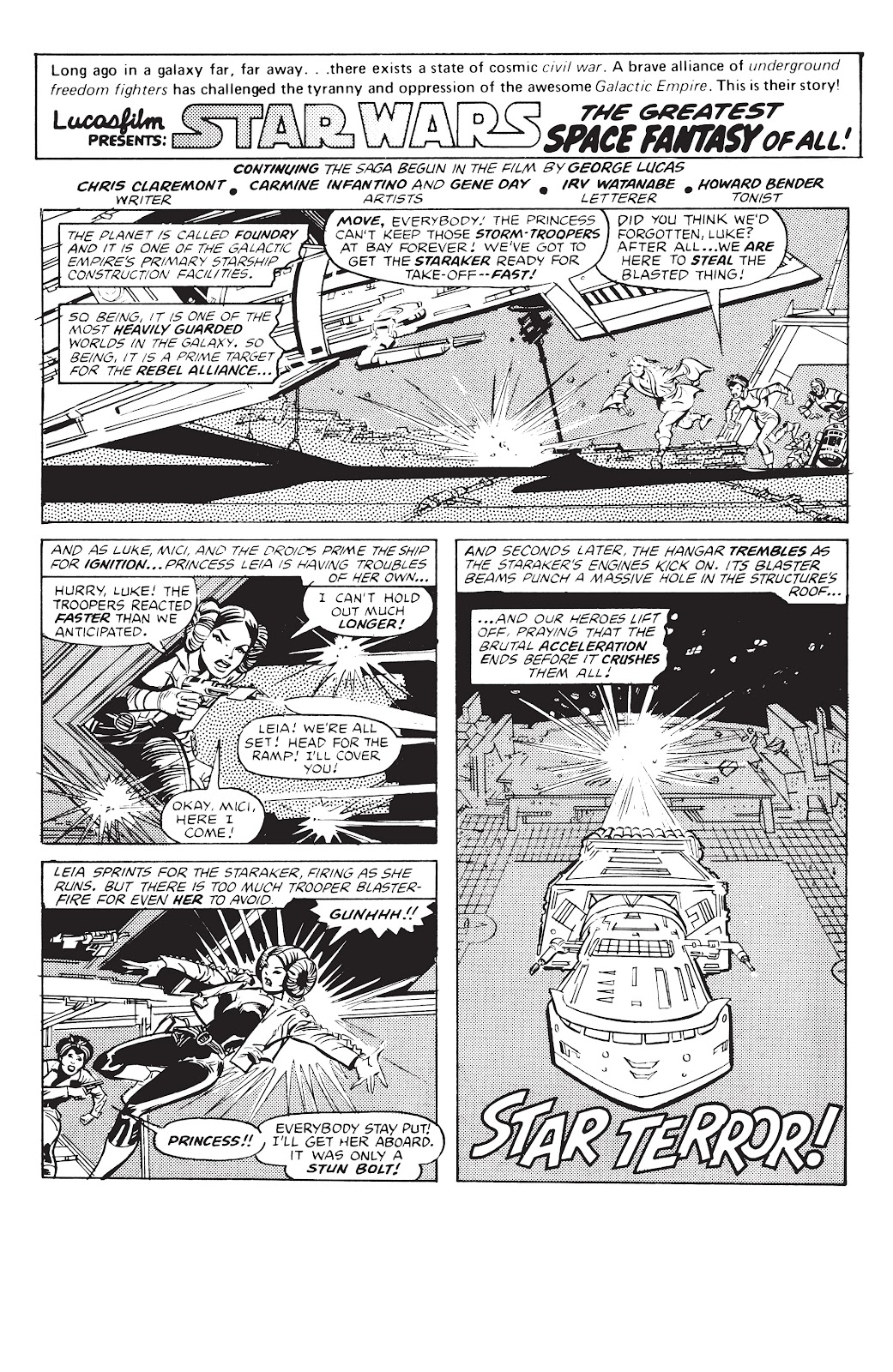 Read online Star Wars Legends: The Original Marvel Years - Epic Collection comic -  Issue # TPB 2 (Part 4) - 86