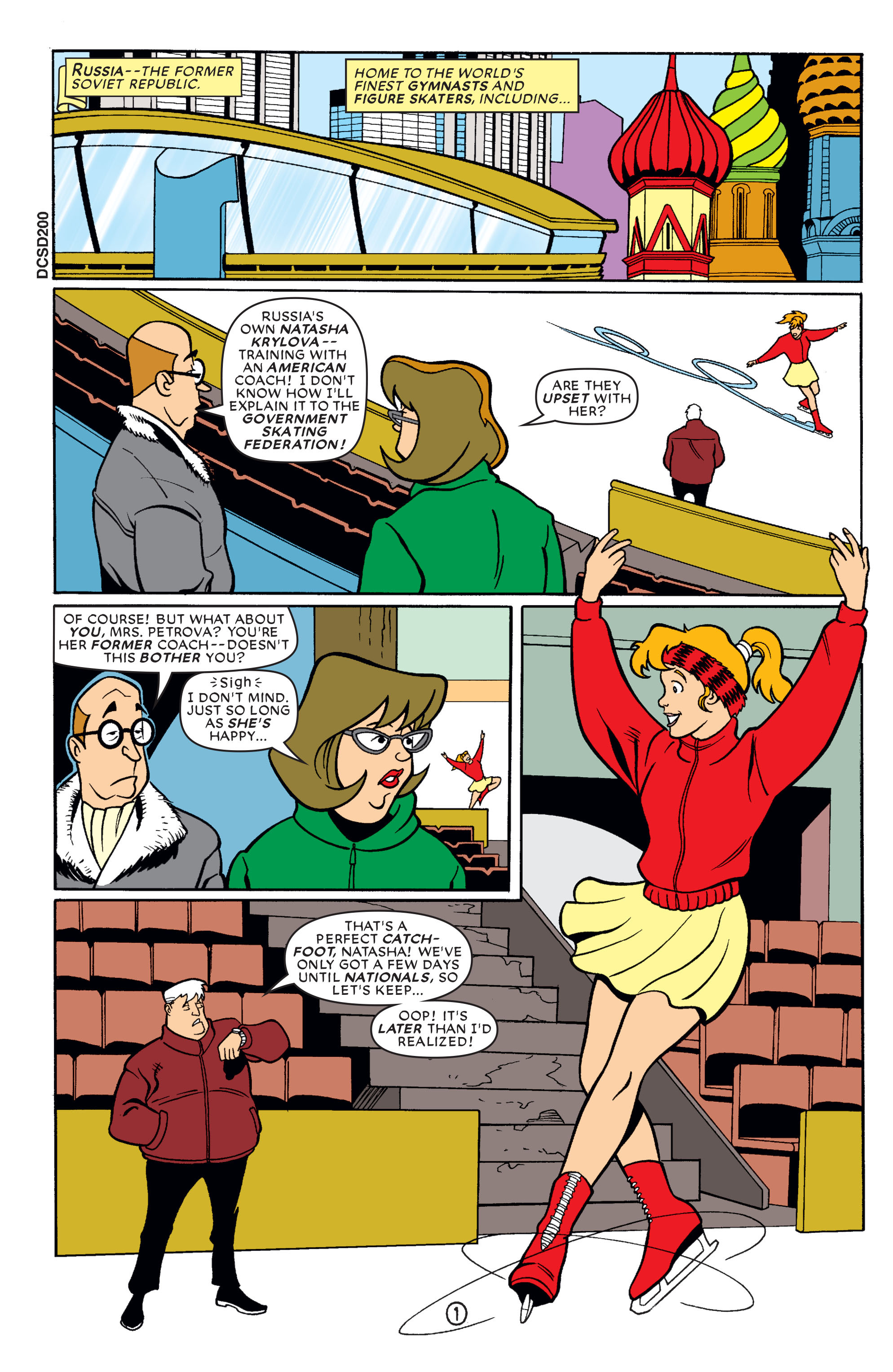 Read online Scooby-Doo (1997) comic -  Issue #67 - 2