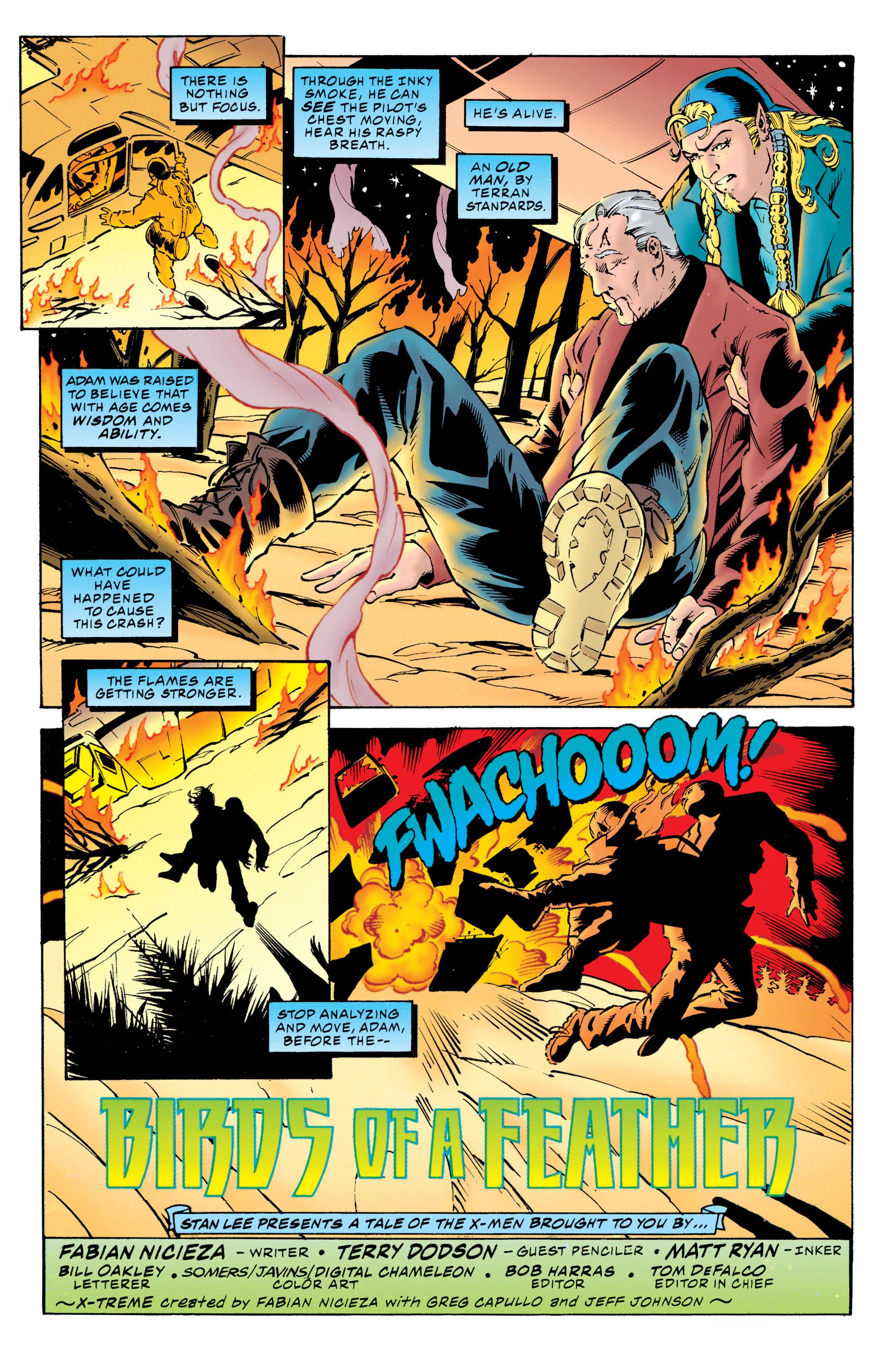 X-Men (1991) 39 Page 5