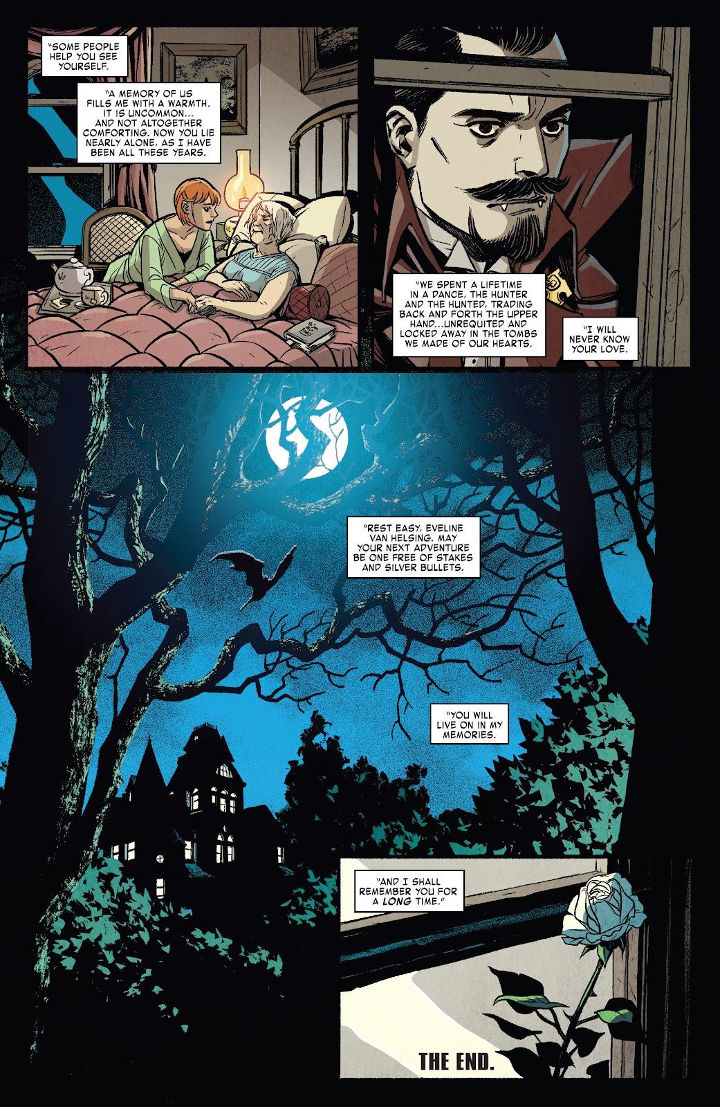 Read online Bizarre Adventures (2019) comic -  Issue # Full - 31