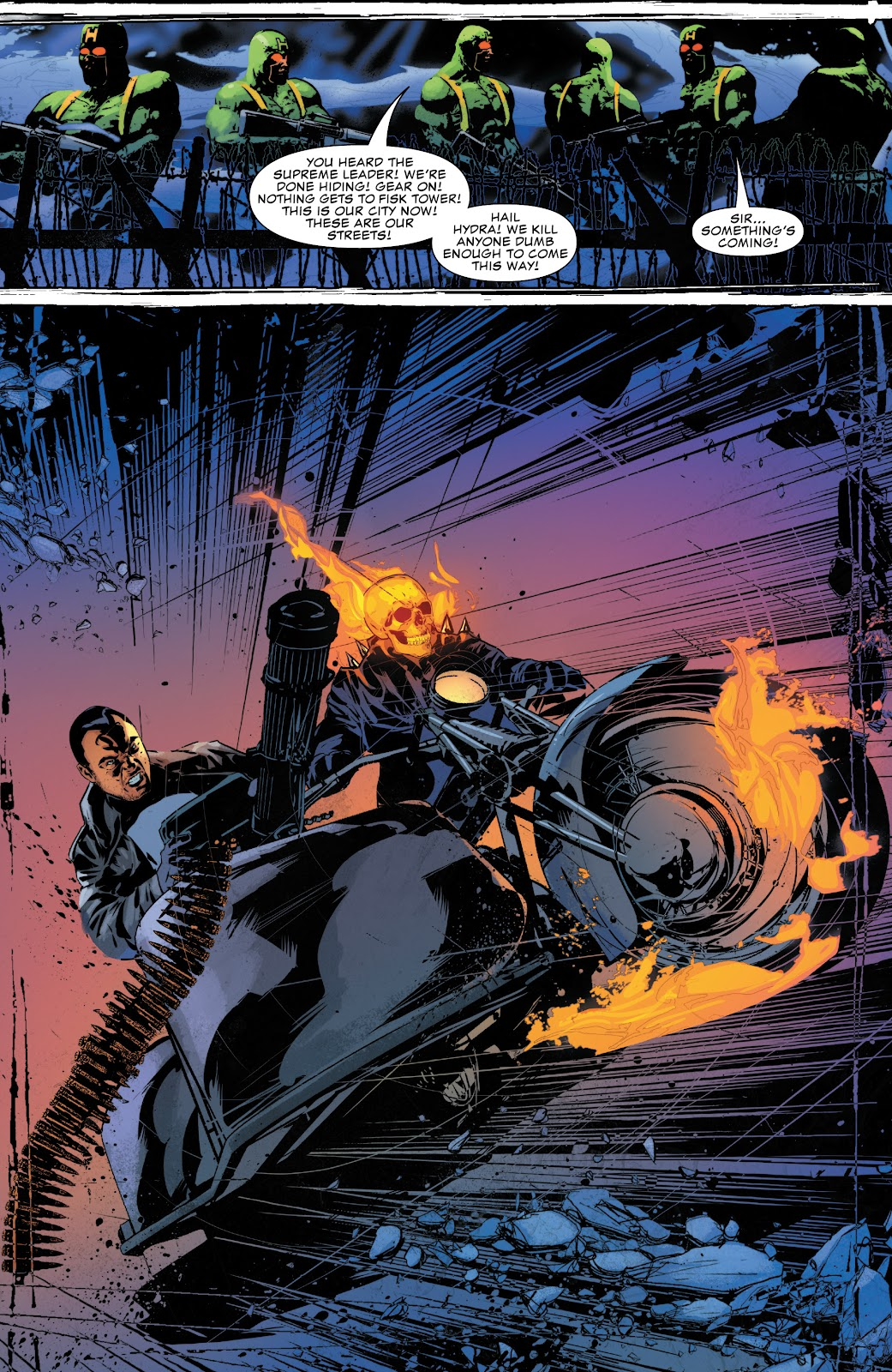 Read online The Punisher (2018) comic -  Issue #16 - 6