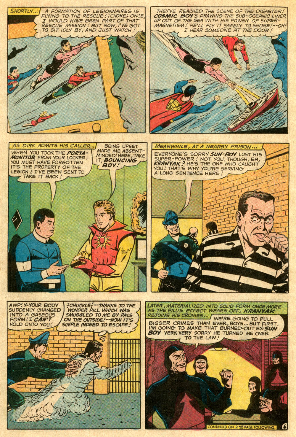 Read online Action Comics (1938) comic -  Issue #388 - 24
