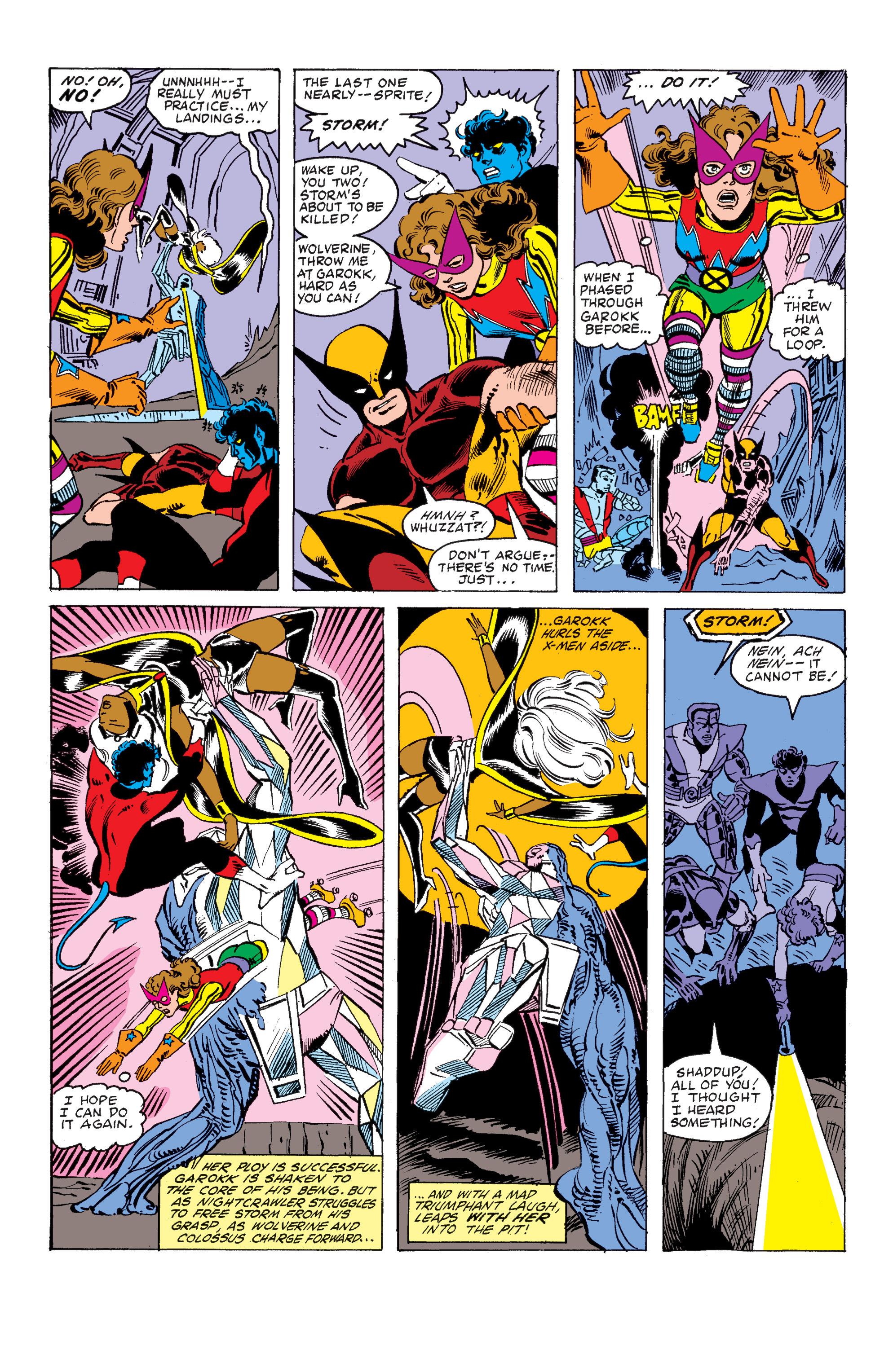 Read online Uncanny X-Men (1963) comic -  Issue #149 - 19