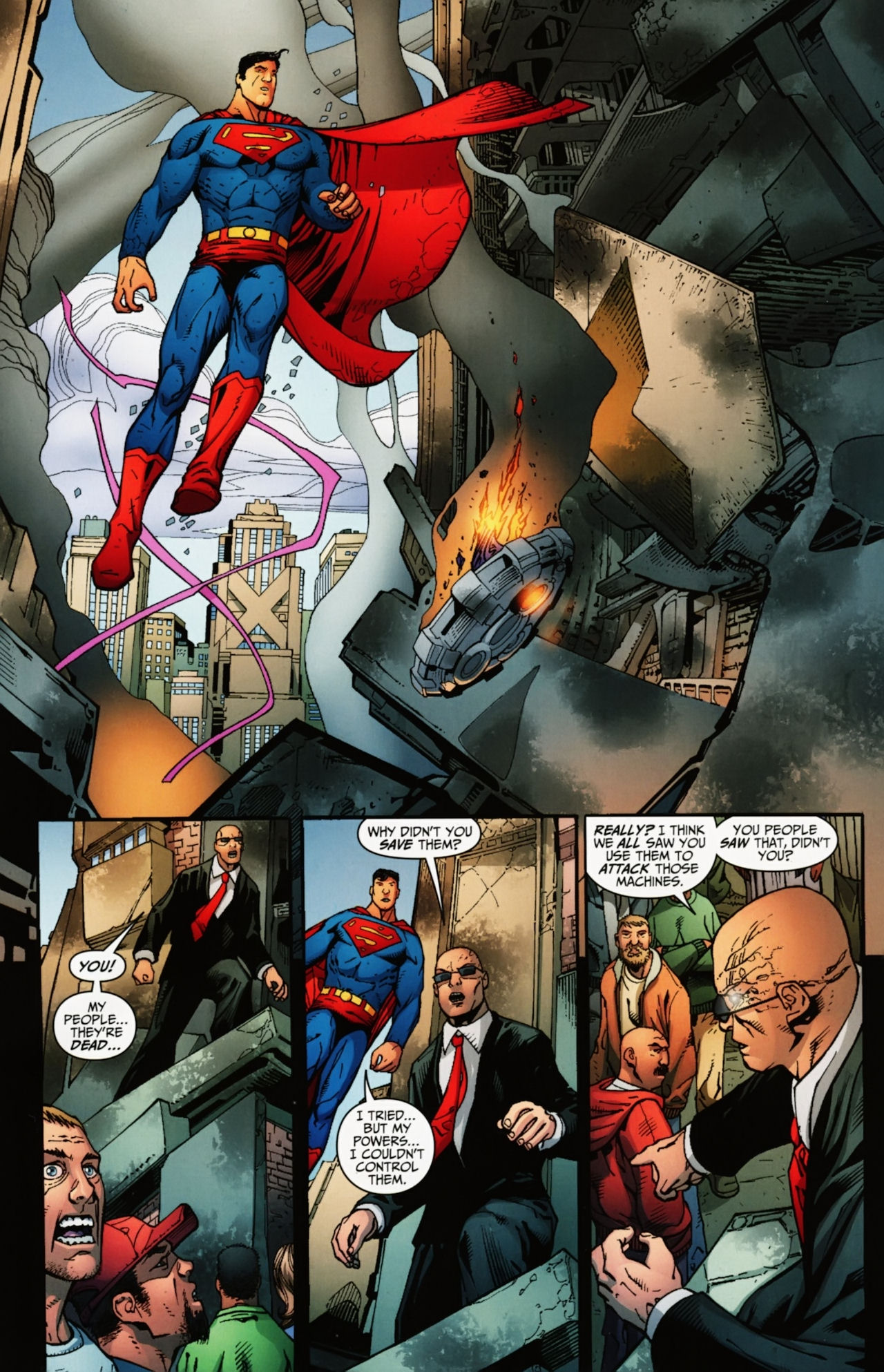 DC Universe Online: Legends 10 Page 22