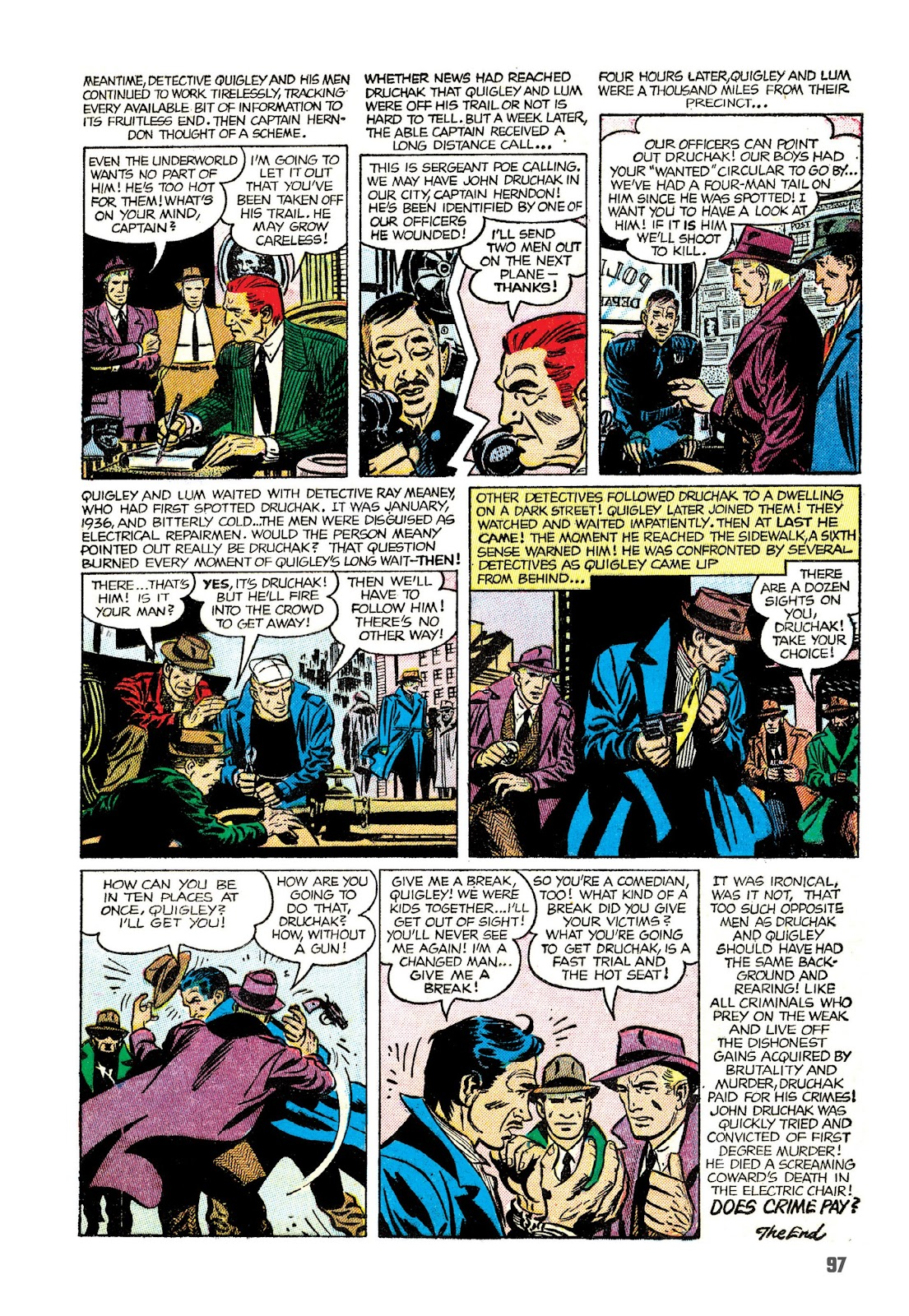 Read online The Joe Kubert Archives comic -  Issue # TPB (Part 2) - 8