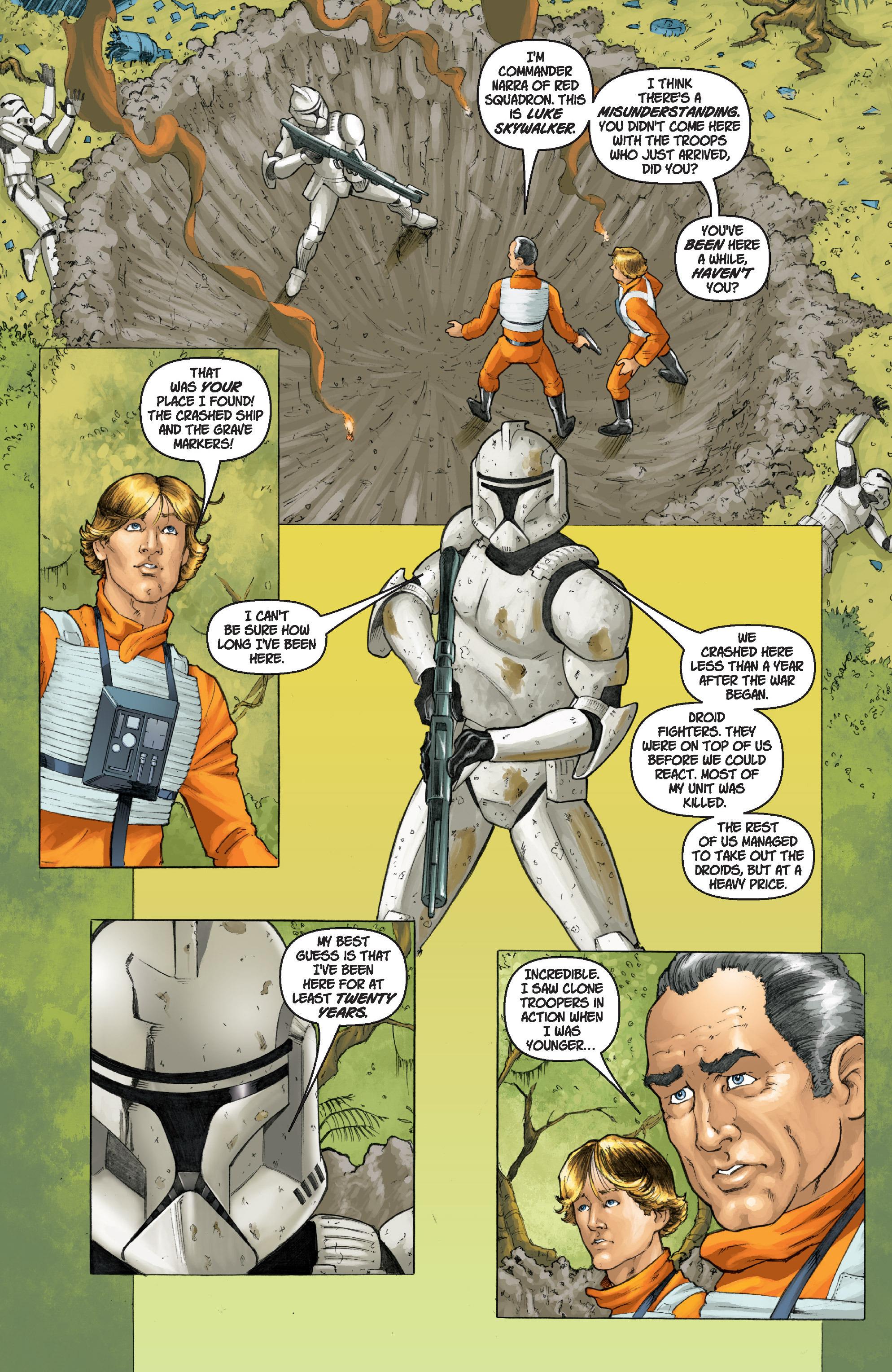 Read online Star Wars Omnibus comic -  Issue # Vol. 20 - 32