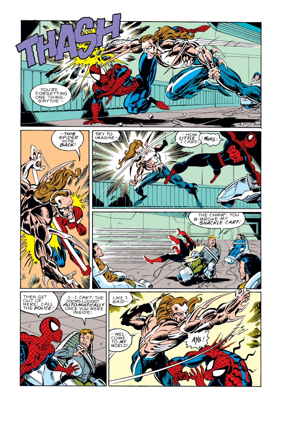 The Amazing Spider-Man (1963) 373 Page 11