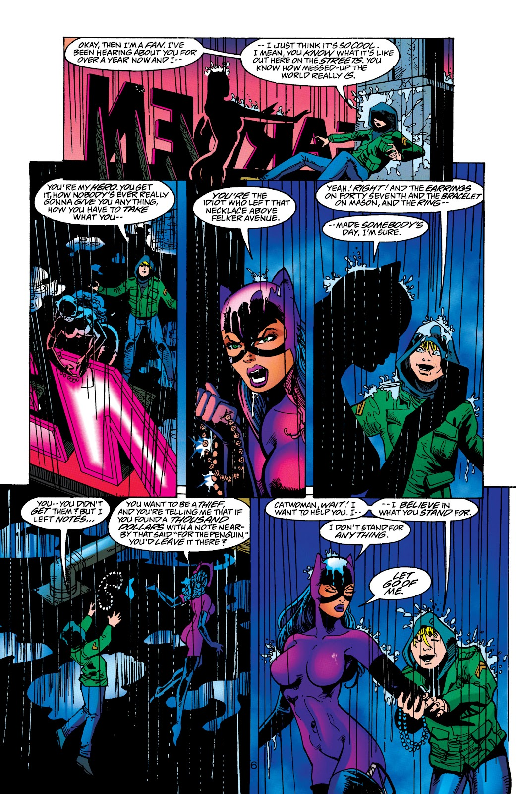Catwoman (1993) Issue #59 #64 - English 7