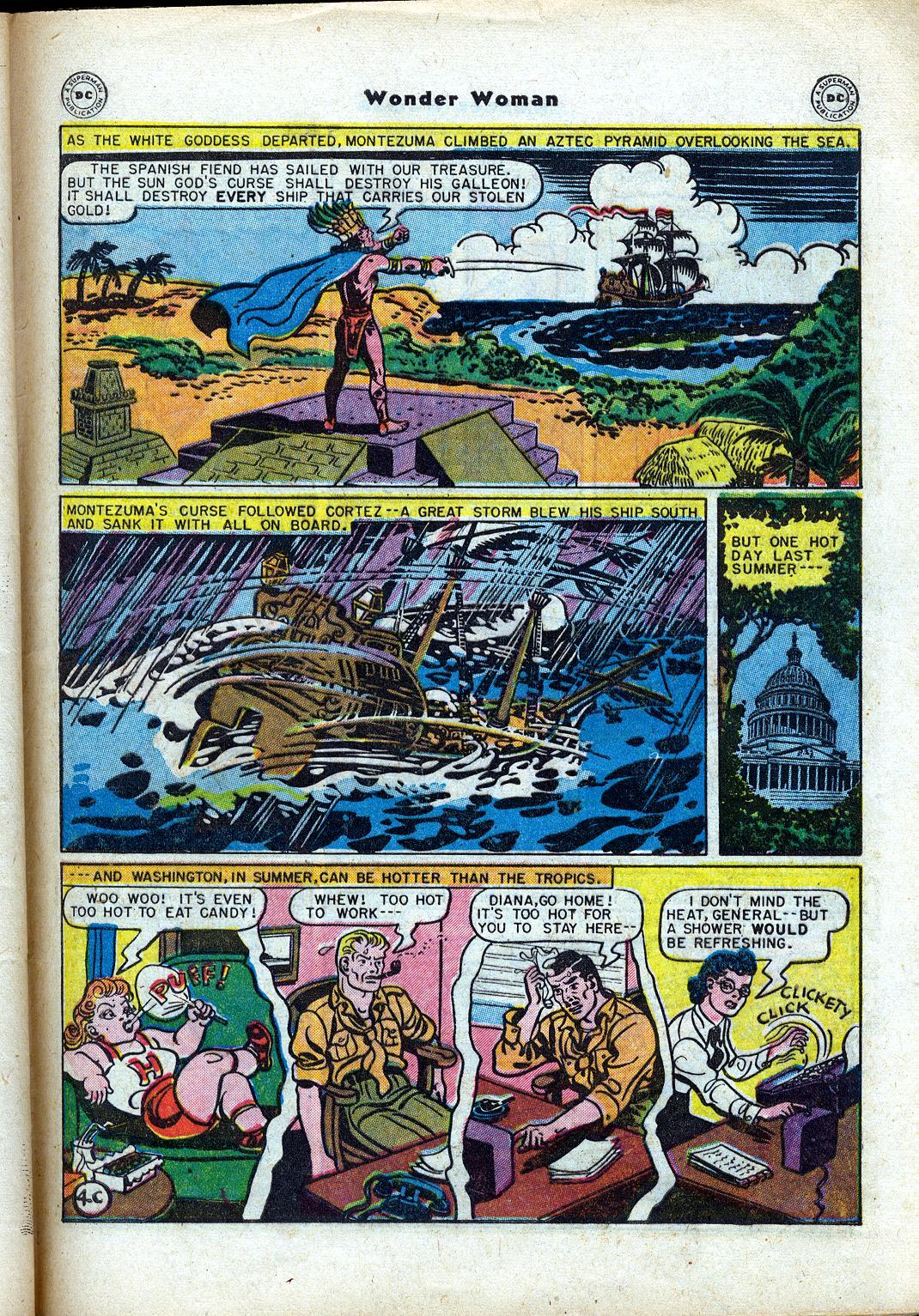 Read online Wonder Woman (1942) comic -  Issue #24 - 41