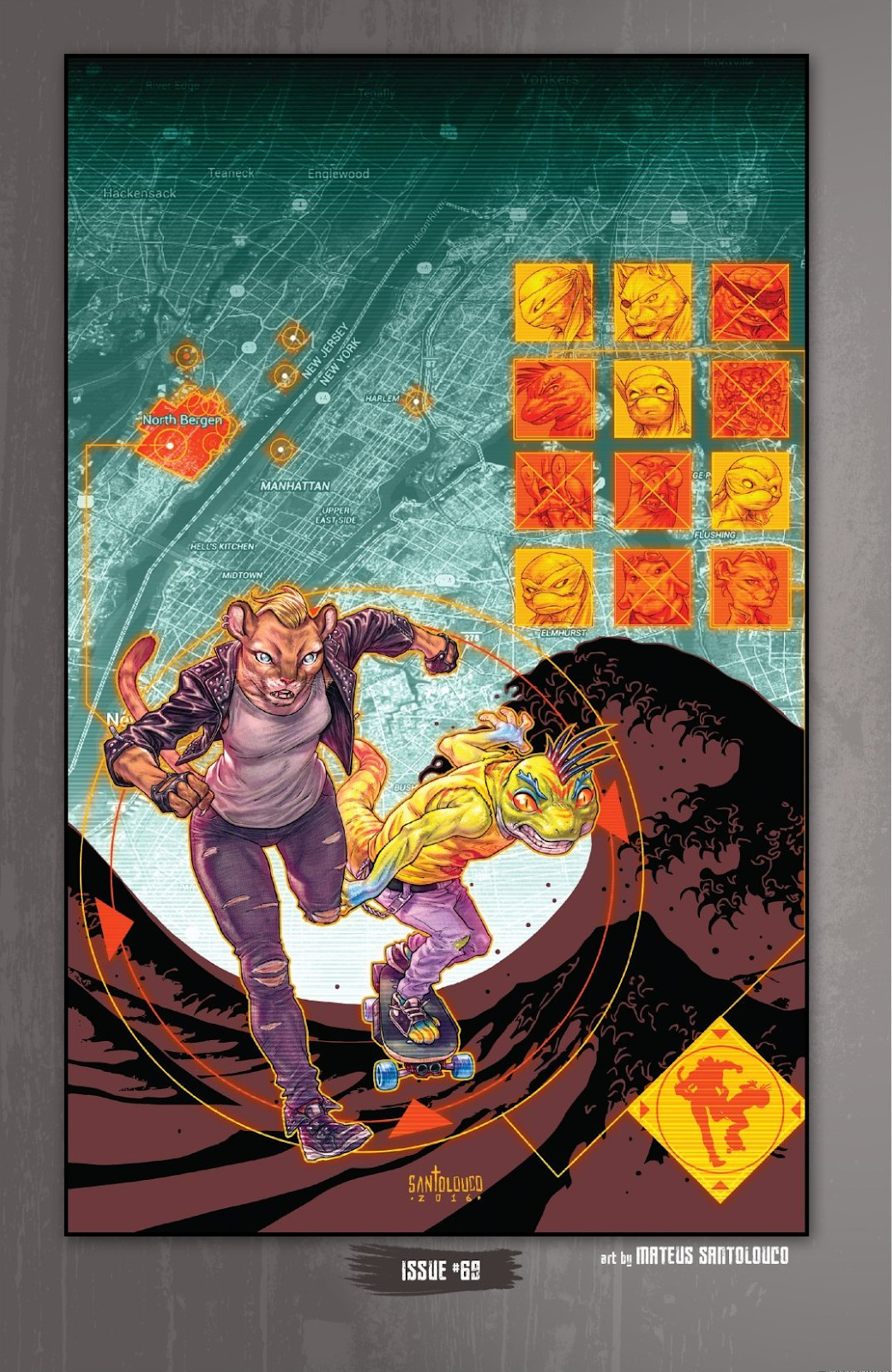 Read online Teenage Mutant Ninja Turtles: The IDW Collection comic -  Issue # TPB 9 (Part 1) - 51