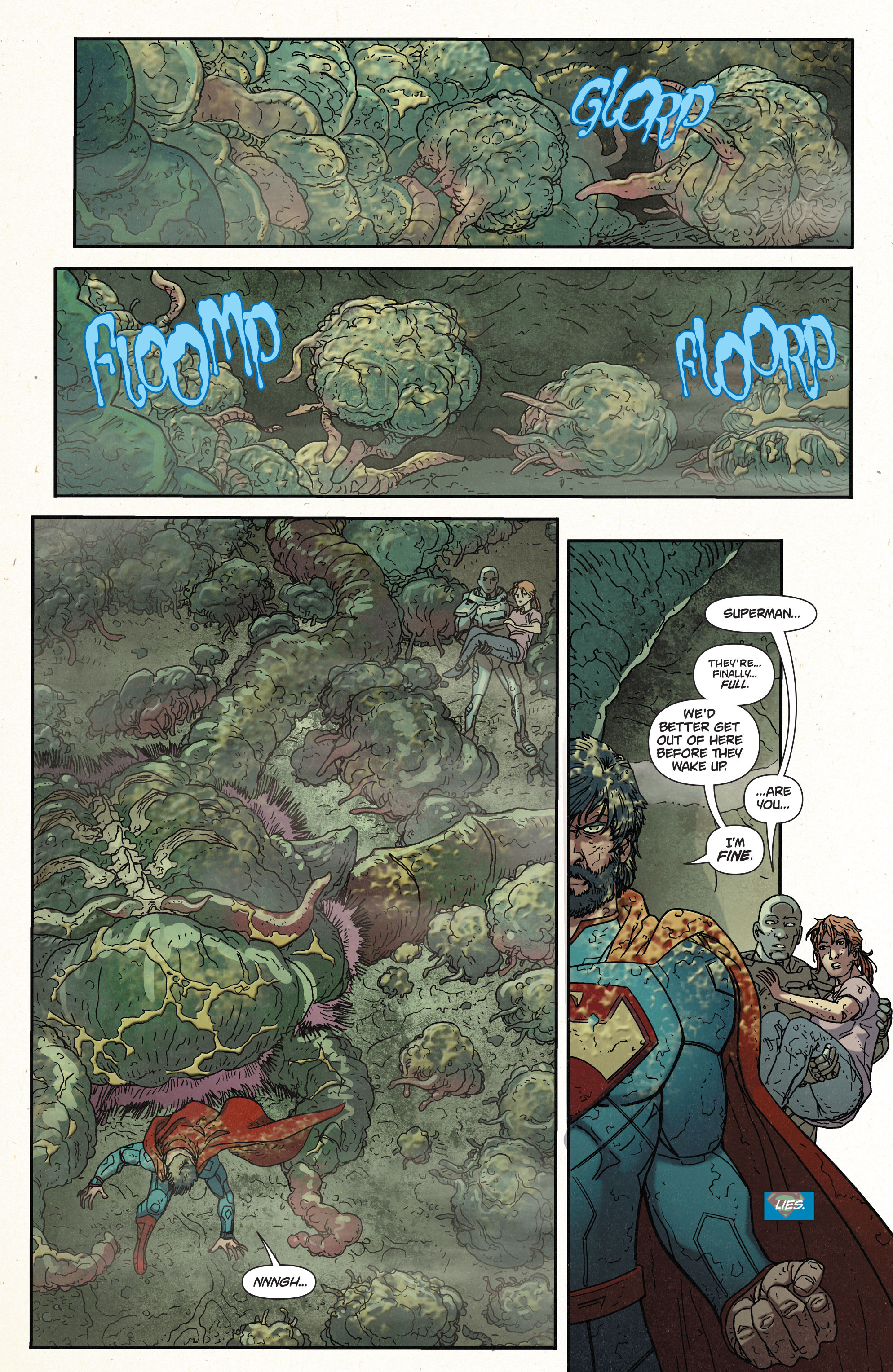 Read online Action Comics (2011) comic -  Issue #39 - 20