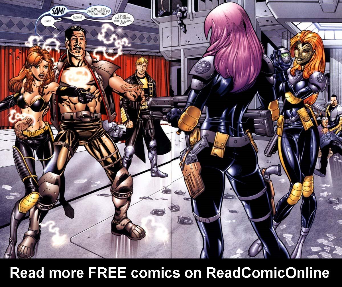Read online Sigil (2000) comic -  Issue #22 - 5