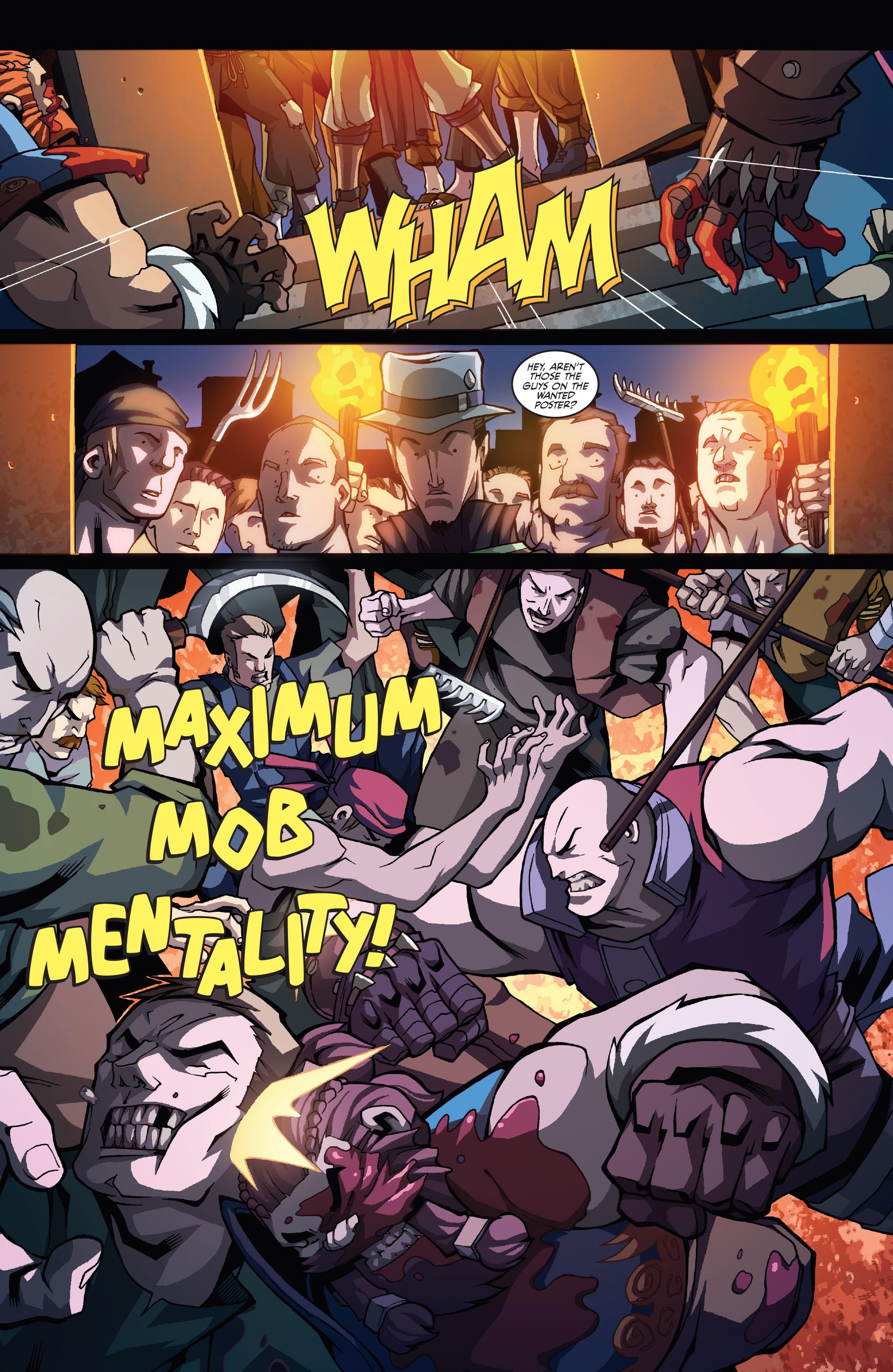 Read online Skullkickers comic -  Issue #10 - 15
