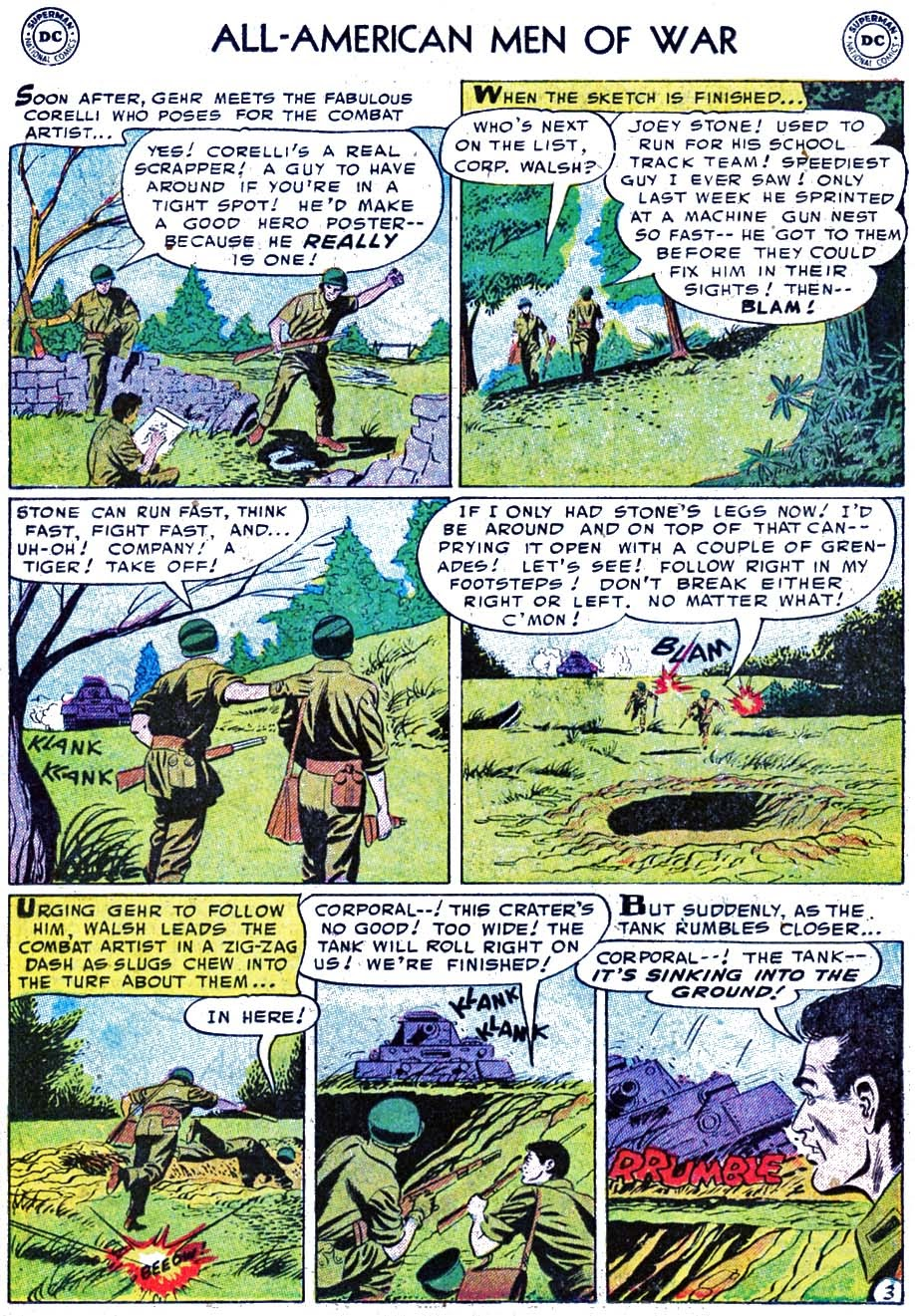 All-American Men of War issue 23 - Page 14