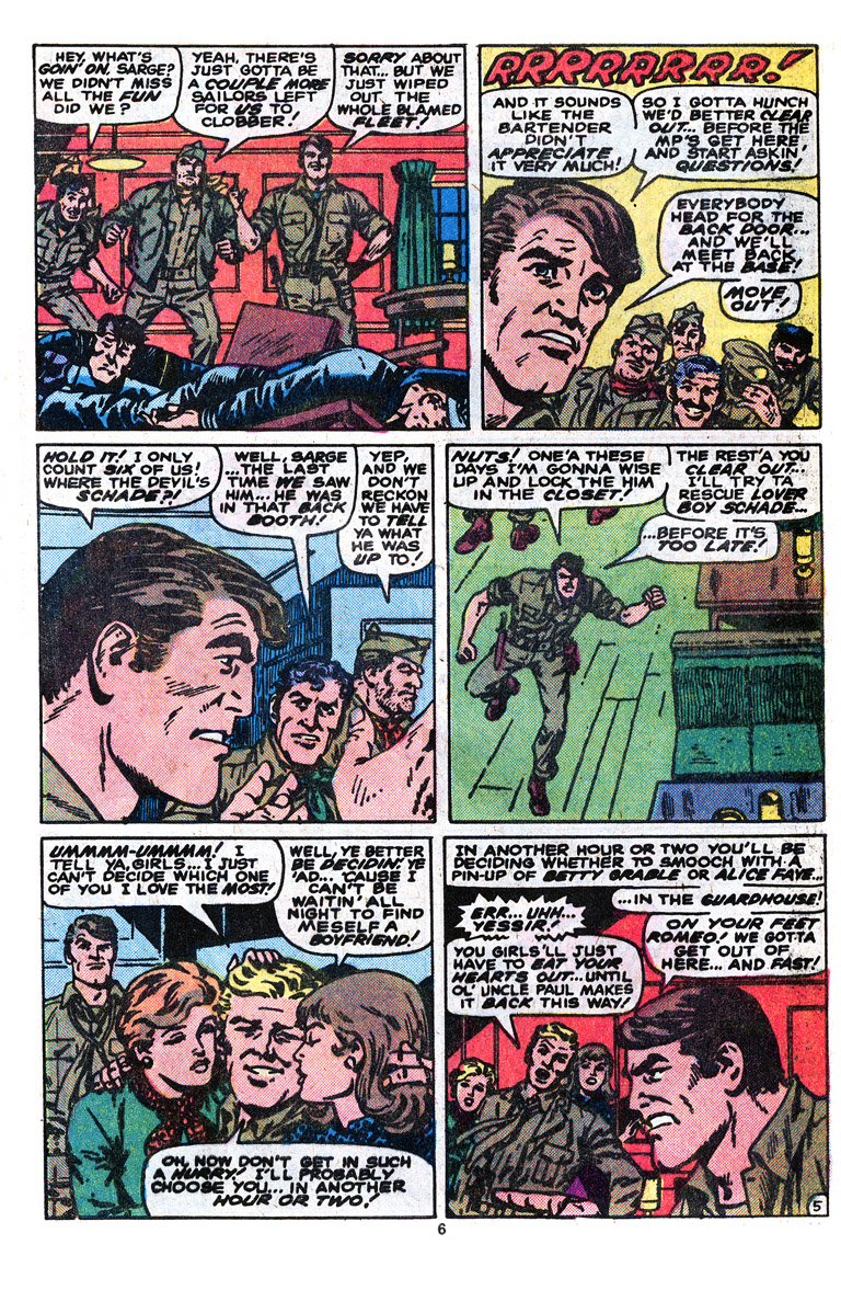 Read online Sgt. Fury comic -  Issue #164 - 8