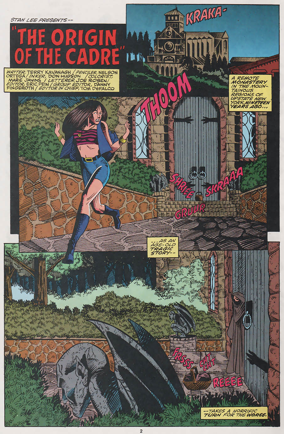 Web of Spider-Man (1985) _Annual 9 #9 - English 3