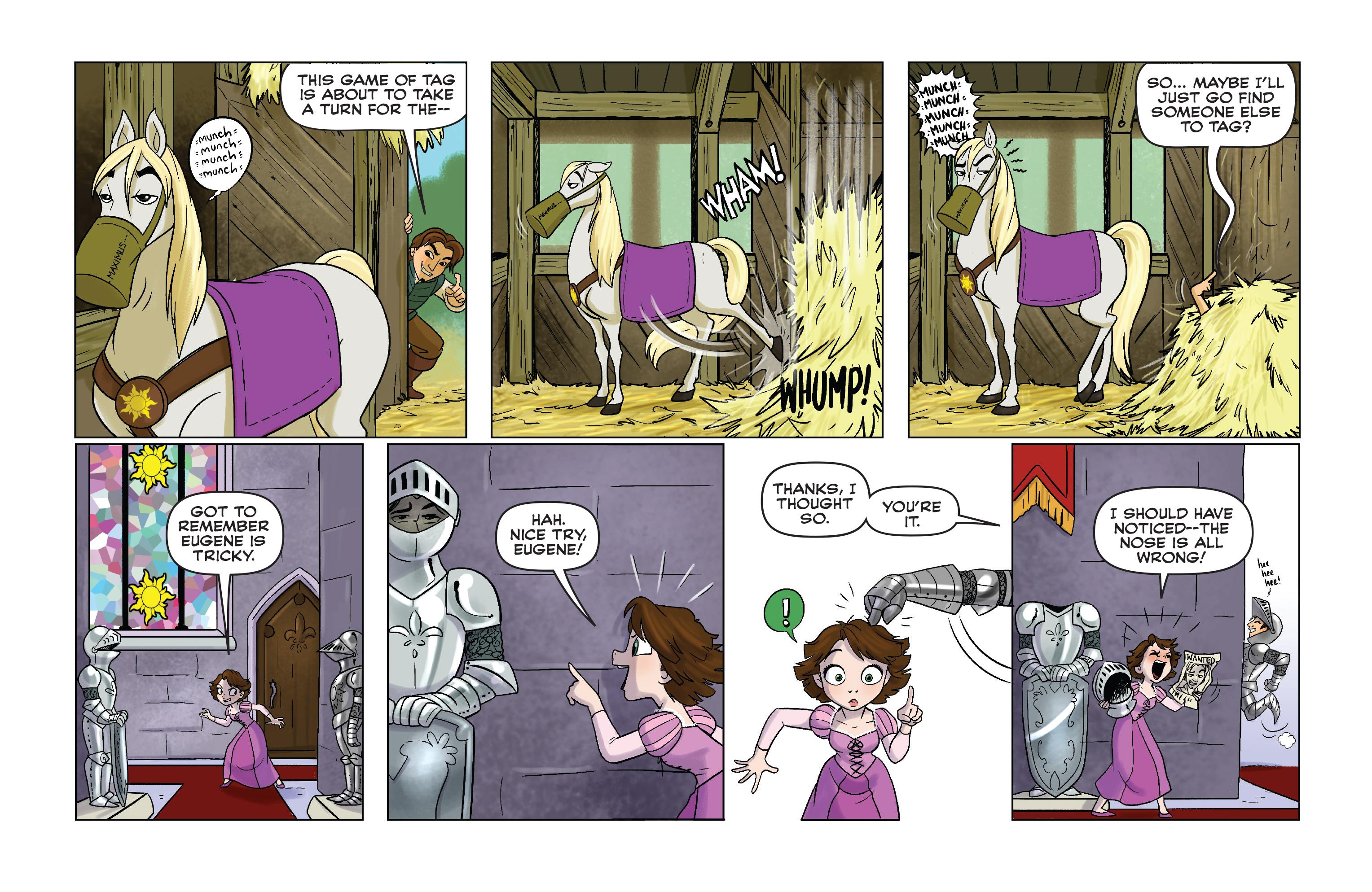 Read online Disney Princess comic -  Issue #9 - 20