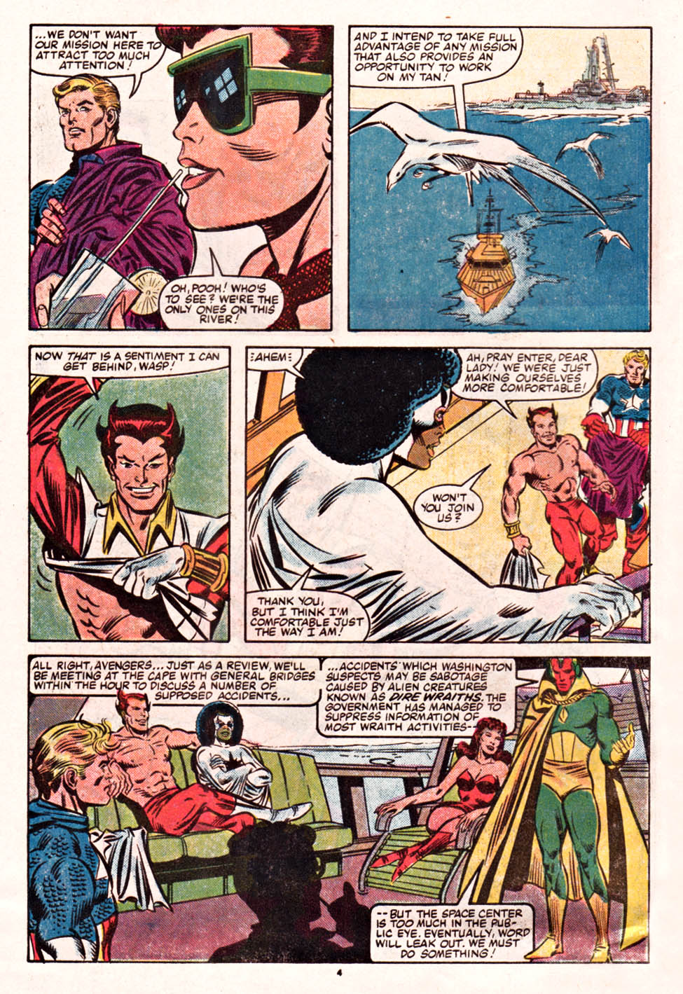 The Avengers (1963) 244 Page 4