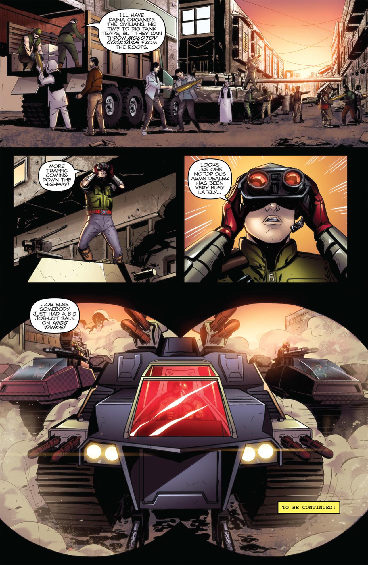 G.I. Joe: A Real American Hero 173 Page 25
