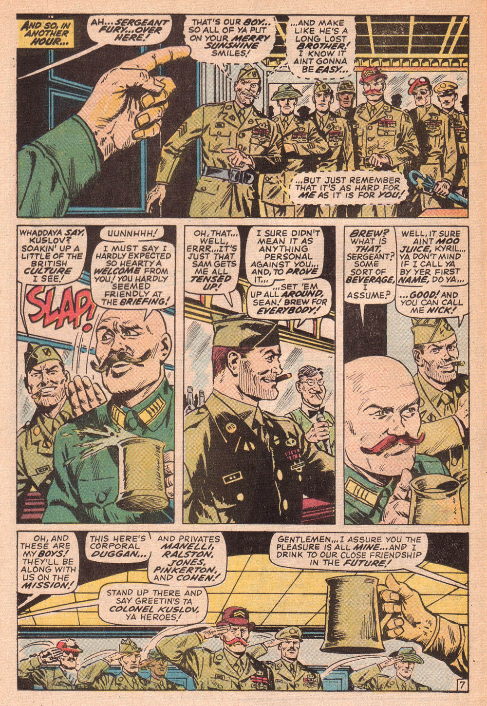 Read online Sgt. Fury comic -  Issue #73 - 12