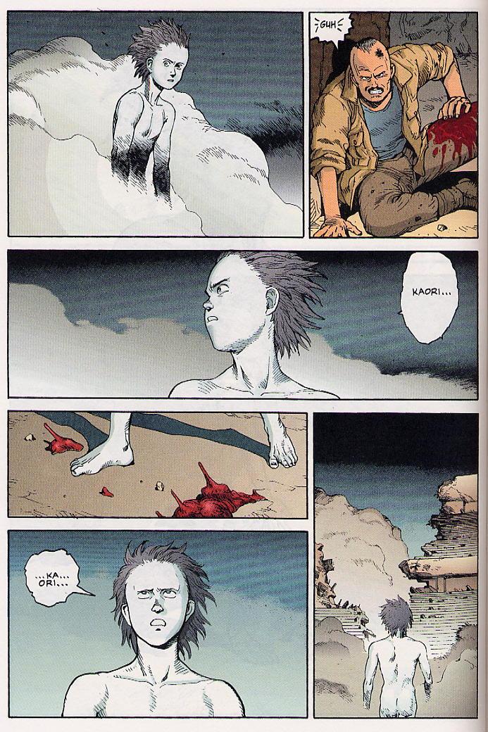 Read online Akira comic -  Issue #31 - 55