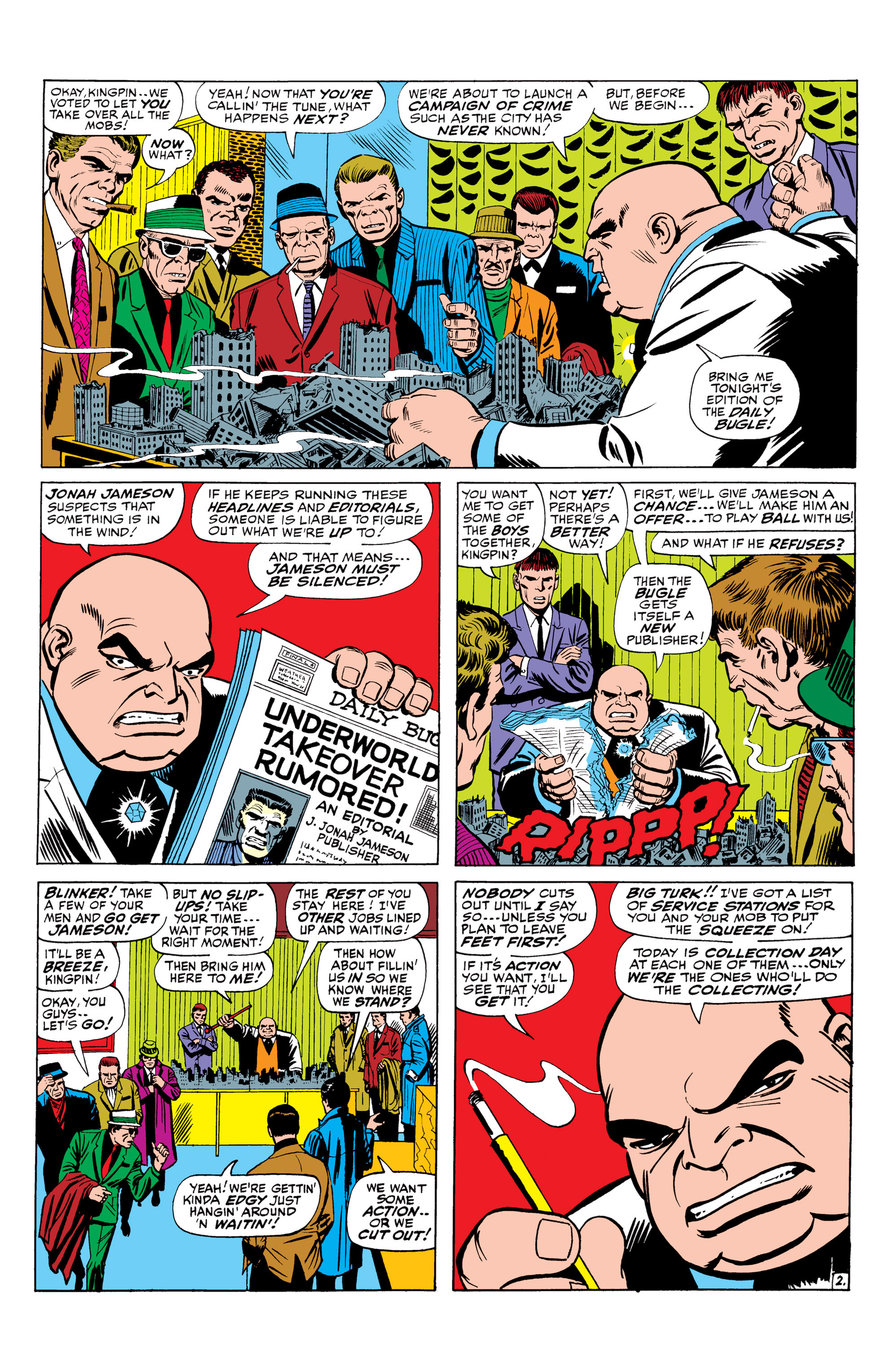 The Amazing Spider-Man (1963) 51 Page 2
