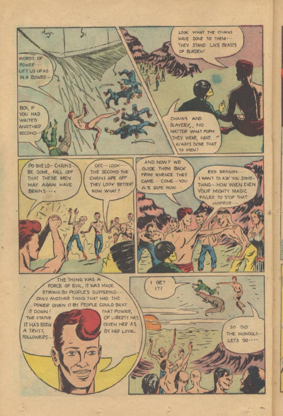 Super-Magician Comics issue 53 - Page 34