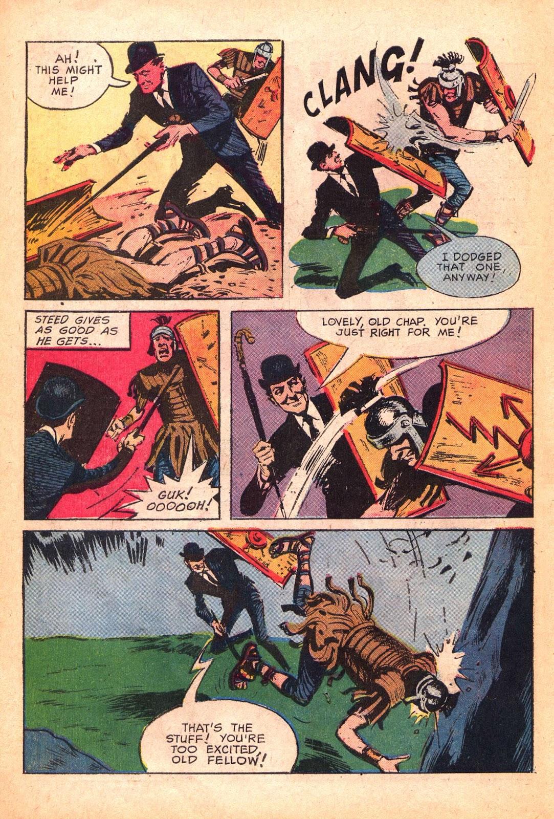Read online The Avengers (1968) comic -  Issue # Full - 6