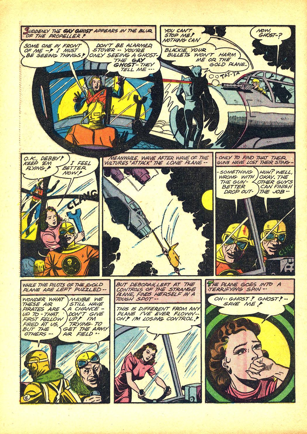 Read online Sensation (Mystery) Comics comic -  Issue #8 - 44