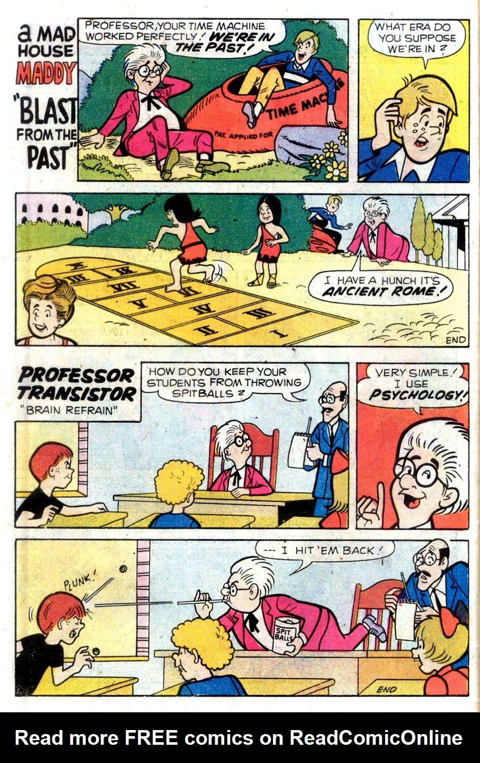 Read online Madhouse Comics comic -  Issue #110 - 10