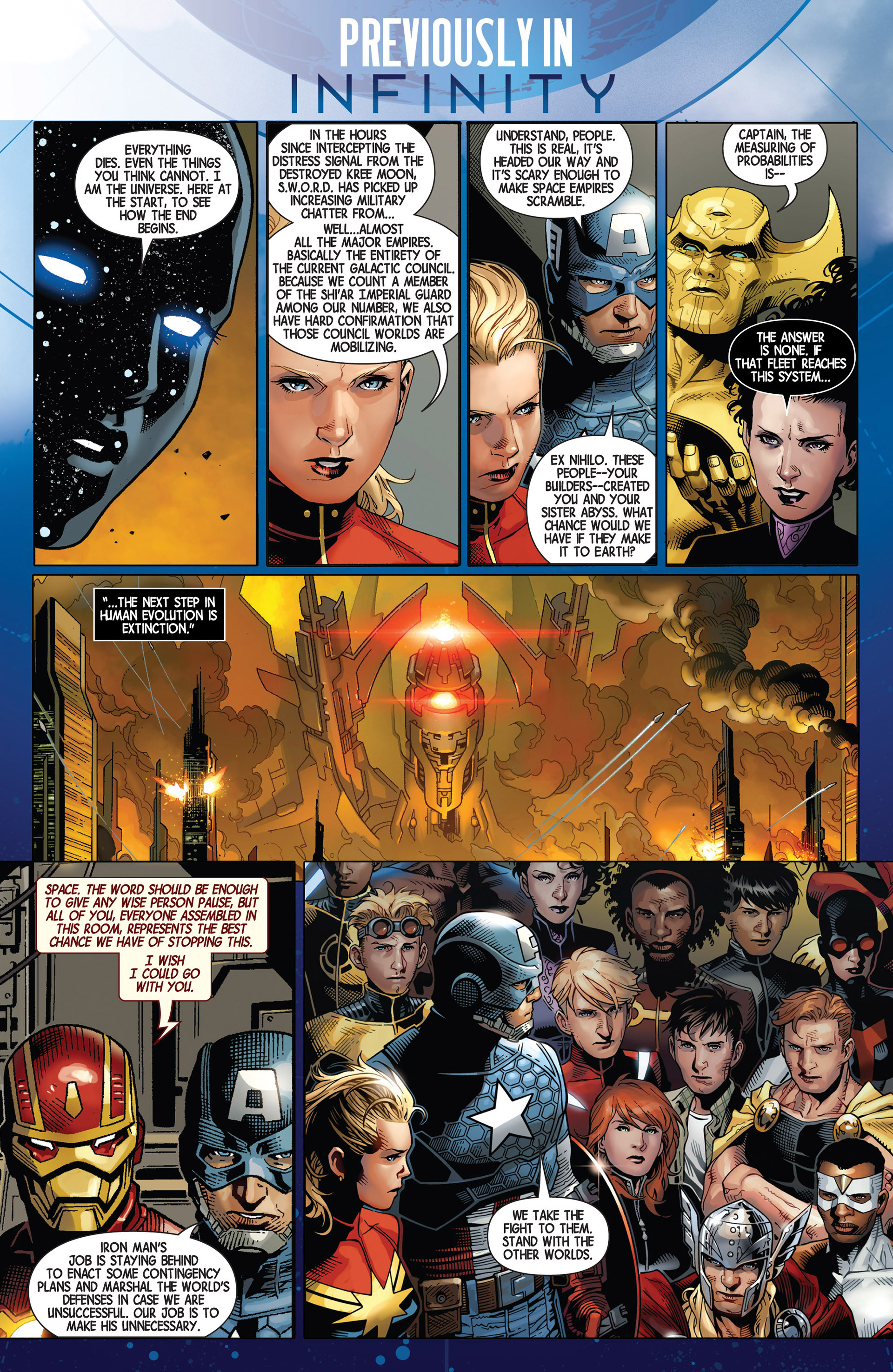 Read online Avengers (2013) comic -  Issue #18 - 2